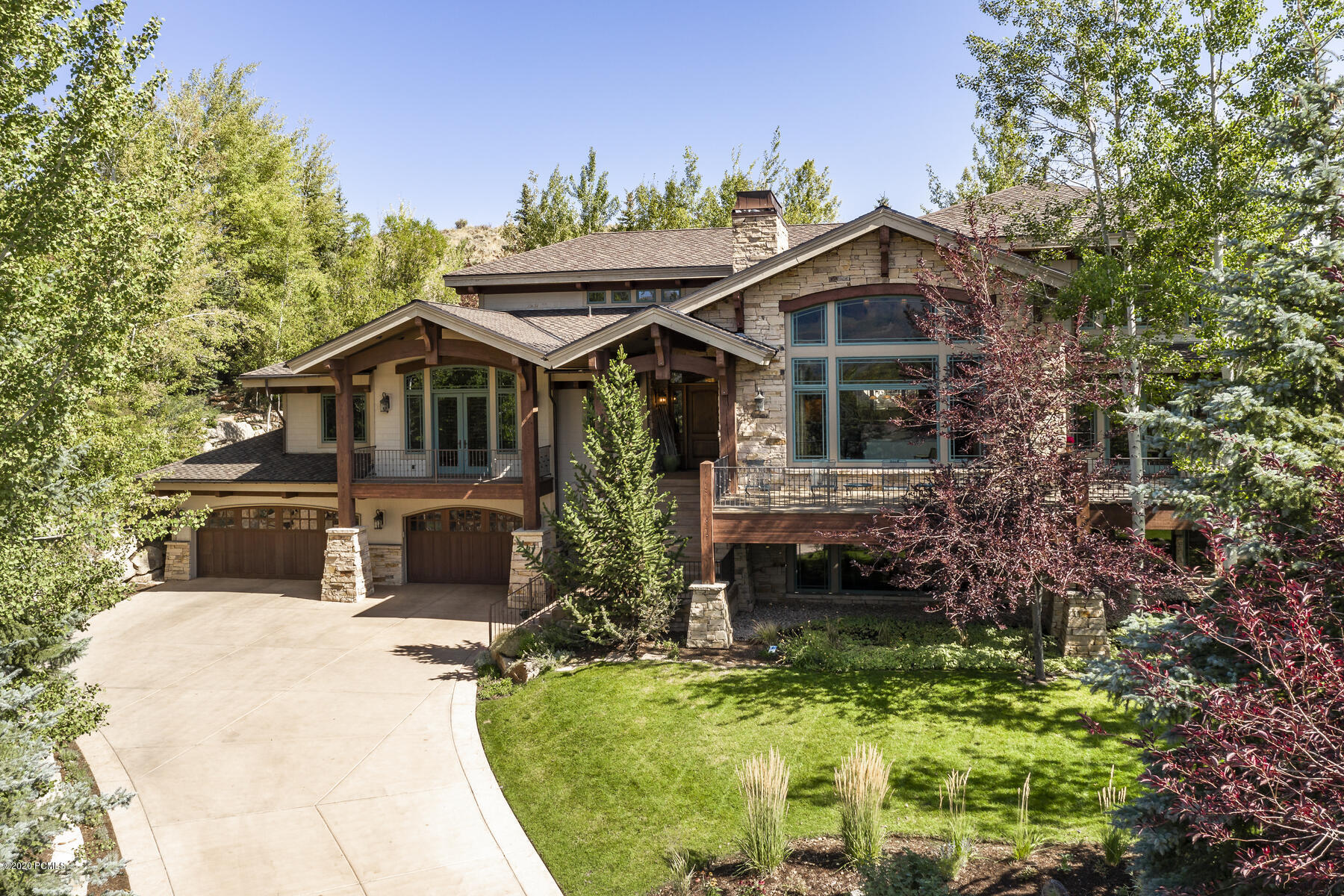 2574 Silver Cloud Court, Park City, Utah 84060, 6 Bedrooms Bedrooms, ,7 BathroomsBathrooms,Single Family,For Sale,Silver Cloud,12003475