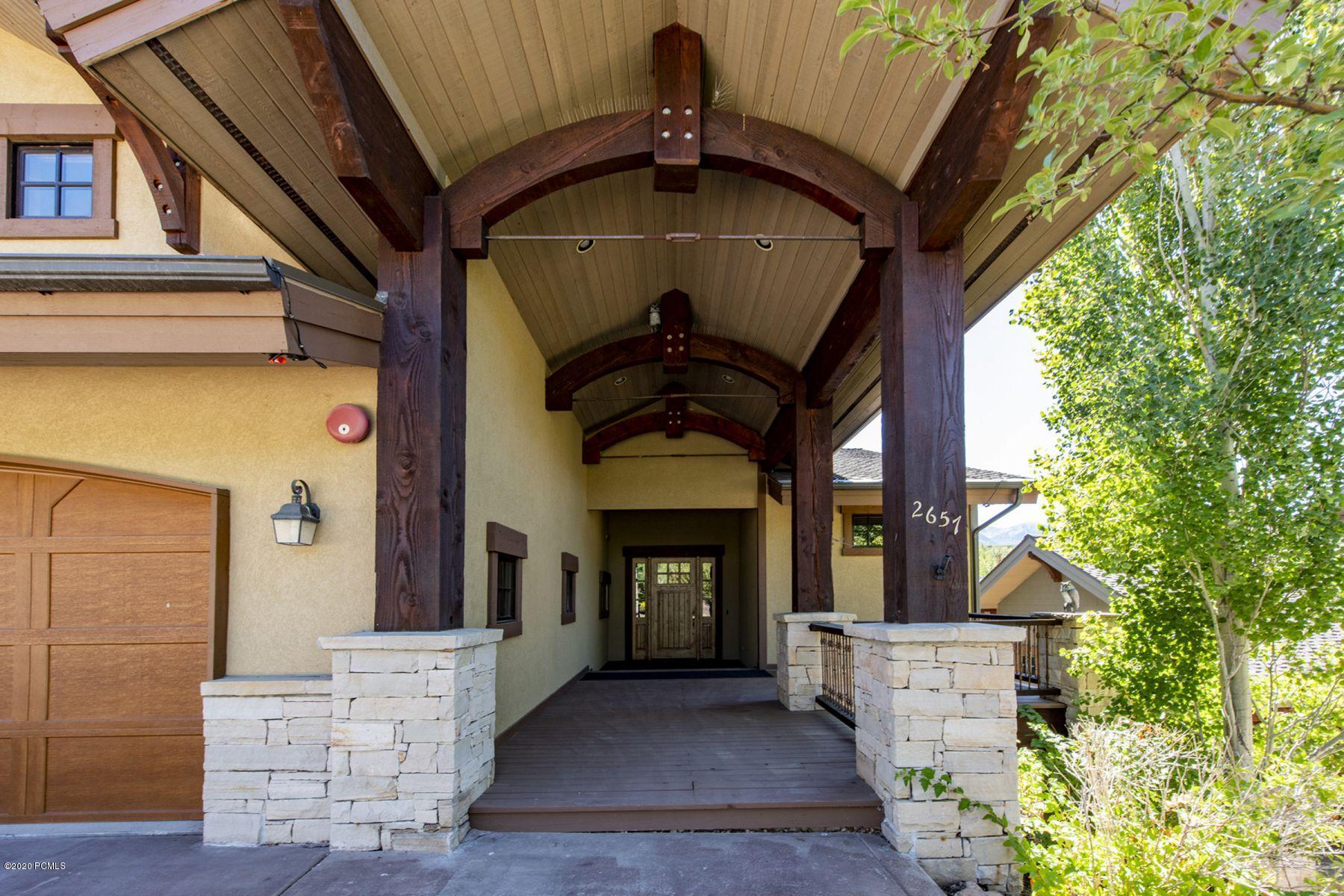 2657 Talon Way, Park City, Utah 84060, 5 Bedrooms Bedrooms, ,6 BathroomsBathrooms,Condominium,For Sale,Talon,12003500