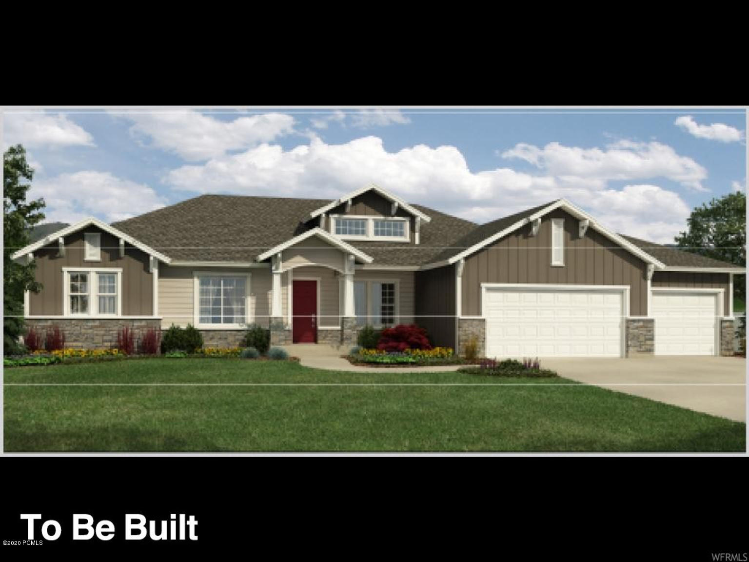 685 1490 E, Heber City, Utah 84032, 3 Bedrooms Bedrooms, ,Single Family,For Sale,1490 E,12003595