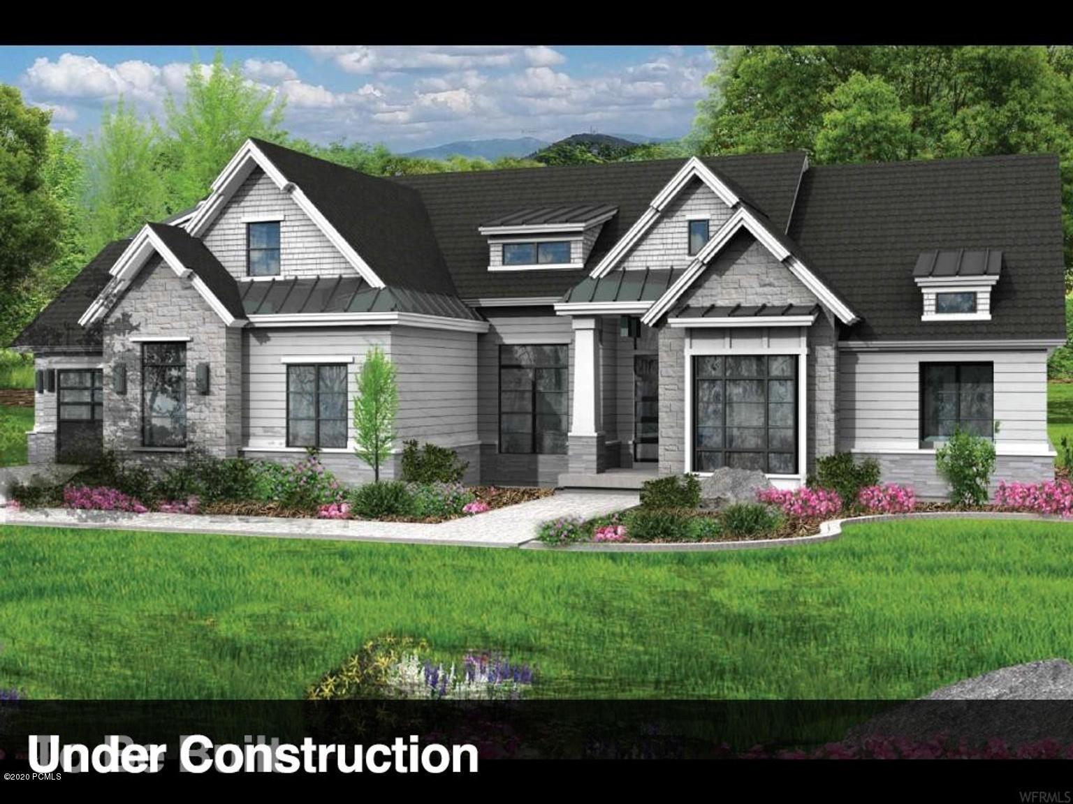 236 1850 E, Heber City, Utah 84032, 3 Bedrooms Bedrooms, ,Single Family,For Sale,1850 E,12003639