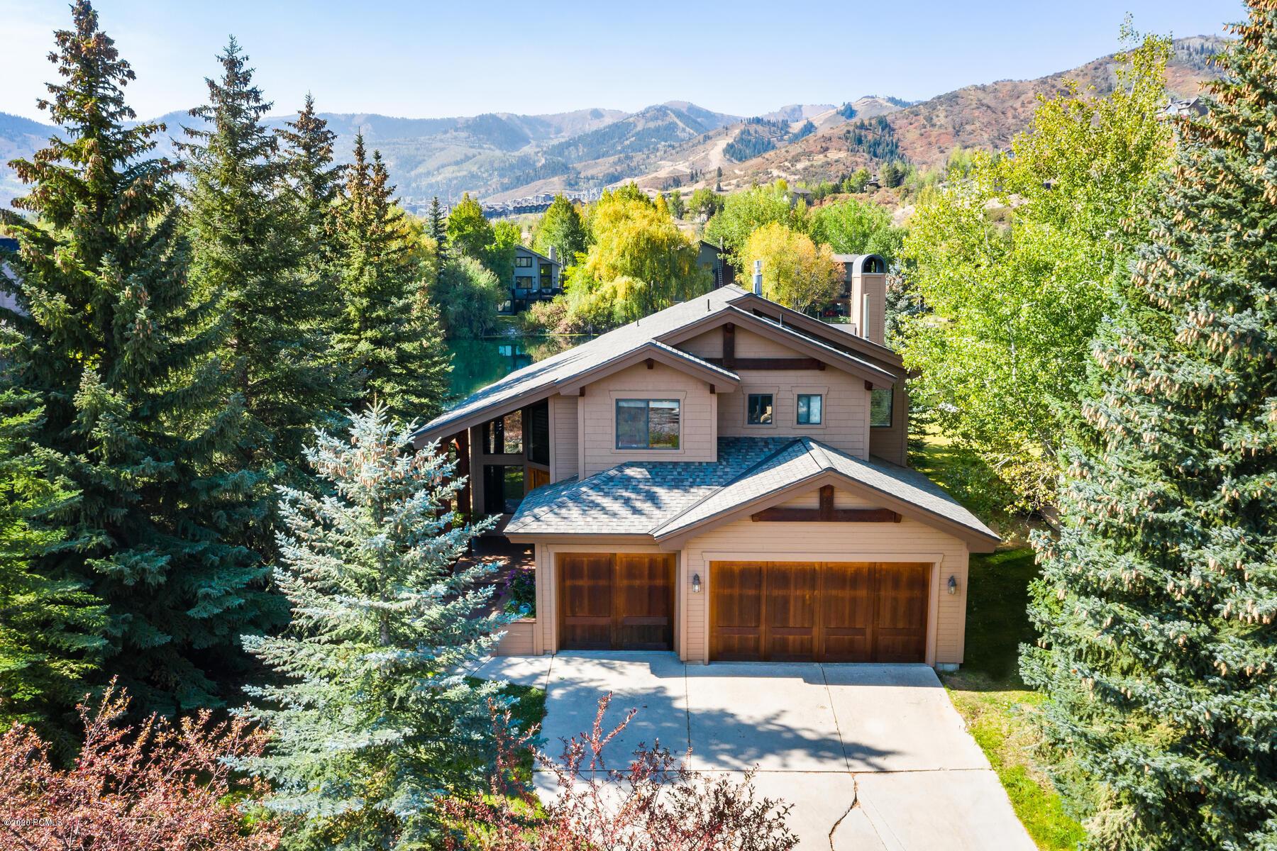 4871 Silver Springs Drive, Park City, Utah 84098, 4 Bedrooms Bedrooms, ,3 BathroomsBathrooms,Single Family,For Sale,Silver Springs,12003675