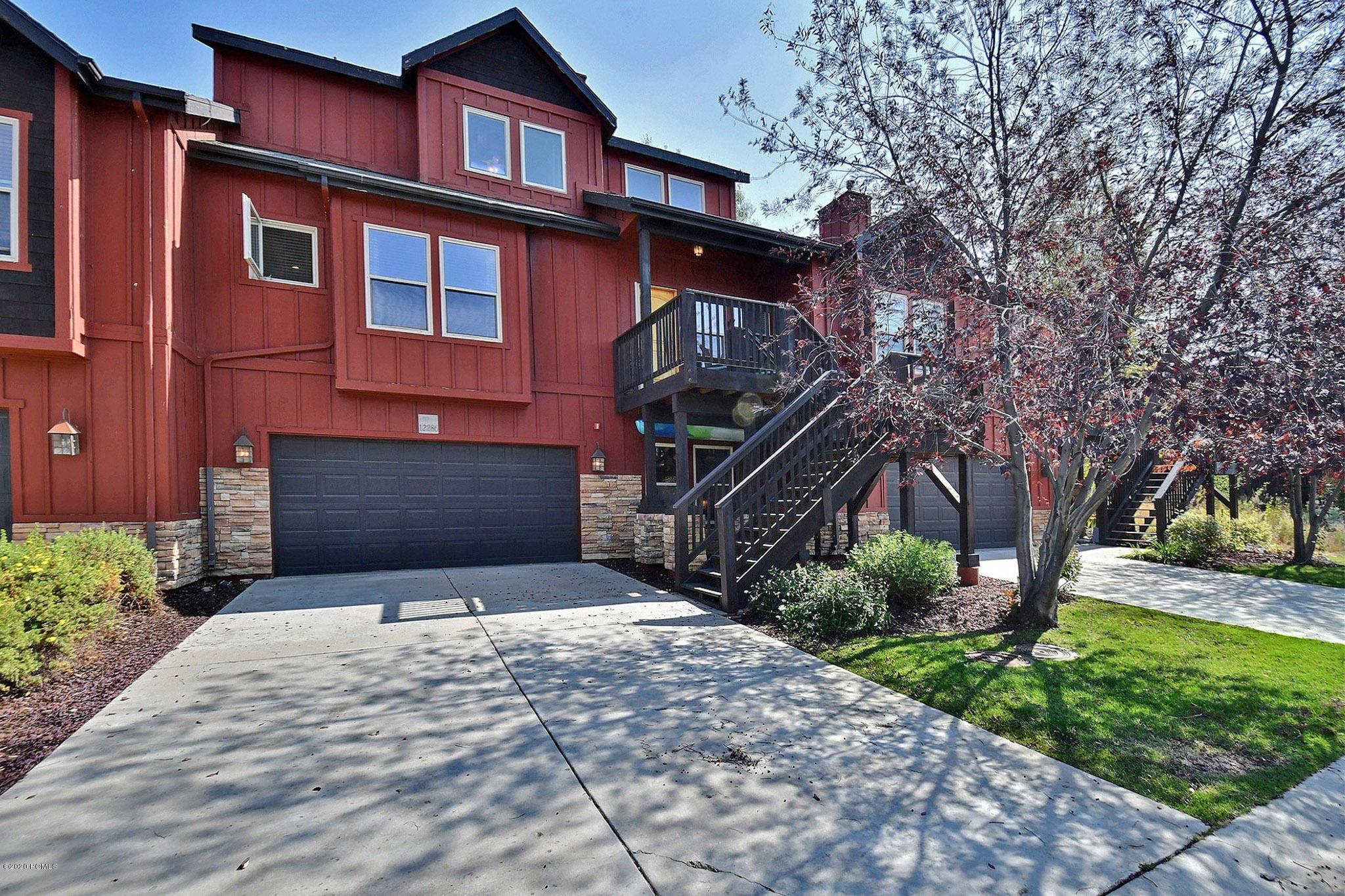 12286 Ross Creek Drive, Kamas, Utah 84036, 3 Bedrooms Bedrooms, ,3 BathroomsBathrooms,Condominium,For Sale,Ross Creek,12003707
