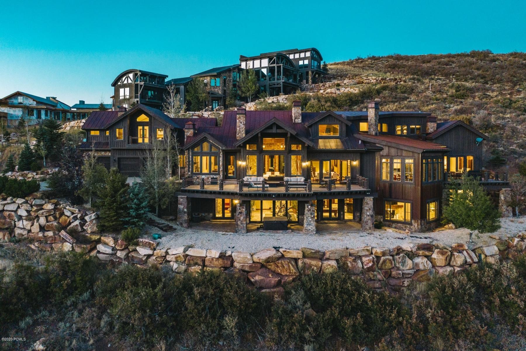 11362 Snowtop Road, Heber City, Utah 84032, 5 Bedrooms Bedrooms, ,8 BathroomsBathrooms,Single Family,For Sale,Snowtop,12101716