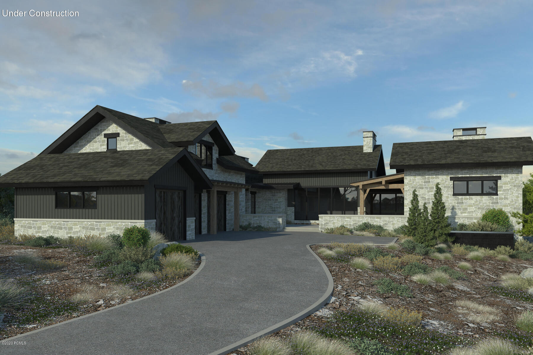 3811 Rockport Ridge Road, Park City, Utah 84098, 7 Bedrooms Bedrooms, ,7 BathroomsBathrooms,Single Family,For Sale,Rockport Ridge,12003829