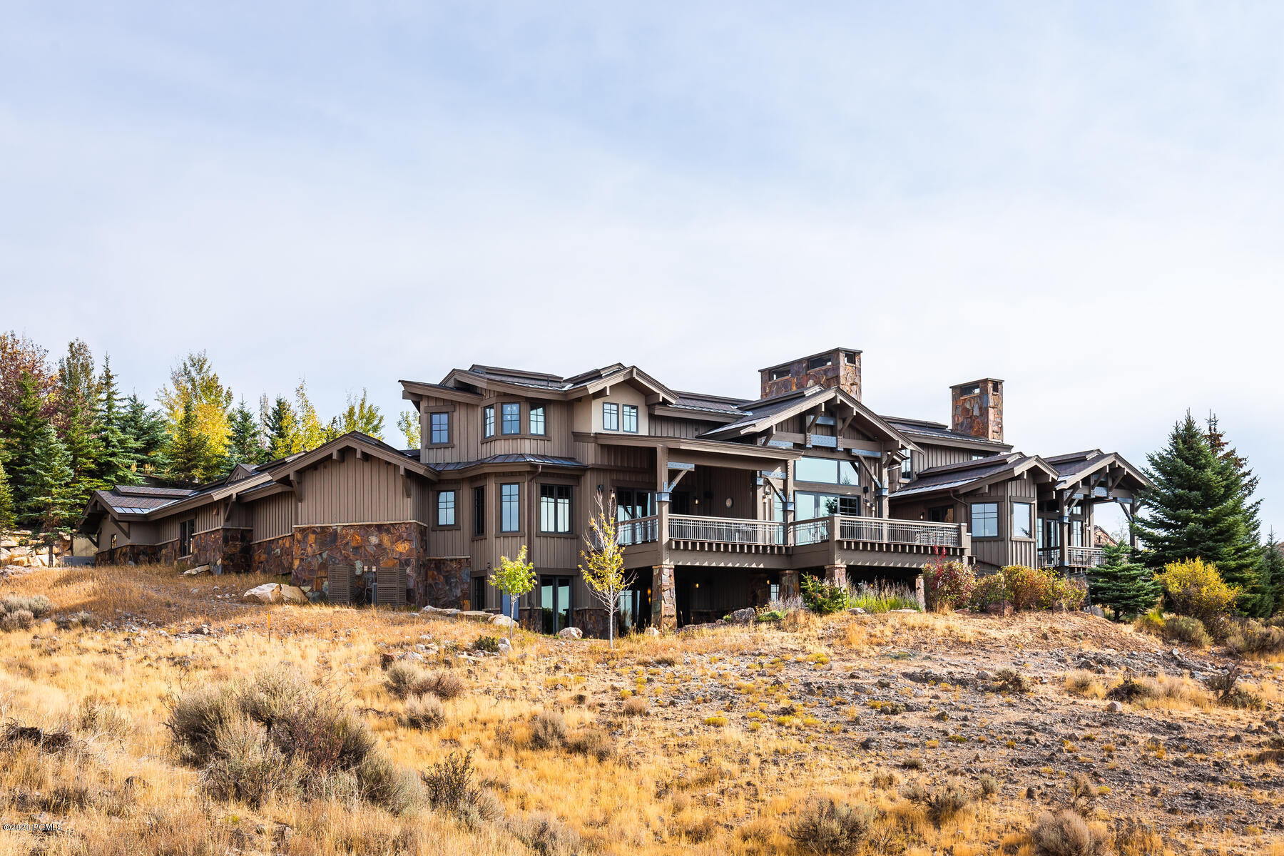 3174 Blue Sage Trail, Park City, Utah 84098, 6 Bedrooms Bedrooms, ,9 BathroomsBathrooms,Single Family,For Sale,Blue Sage Trail,12003967