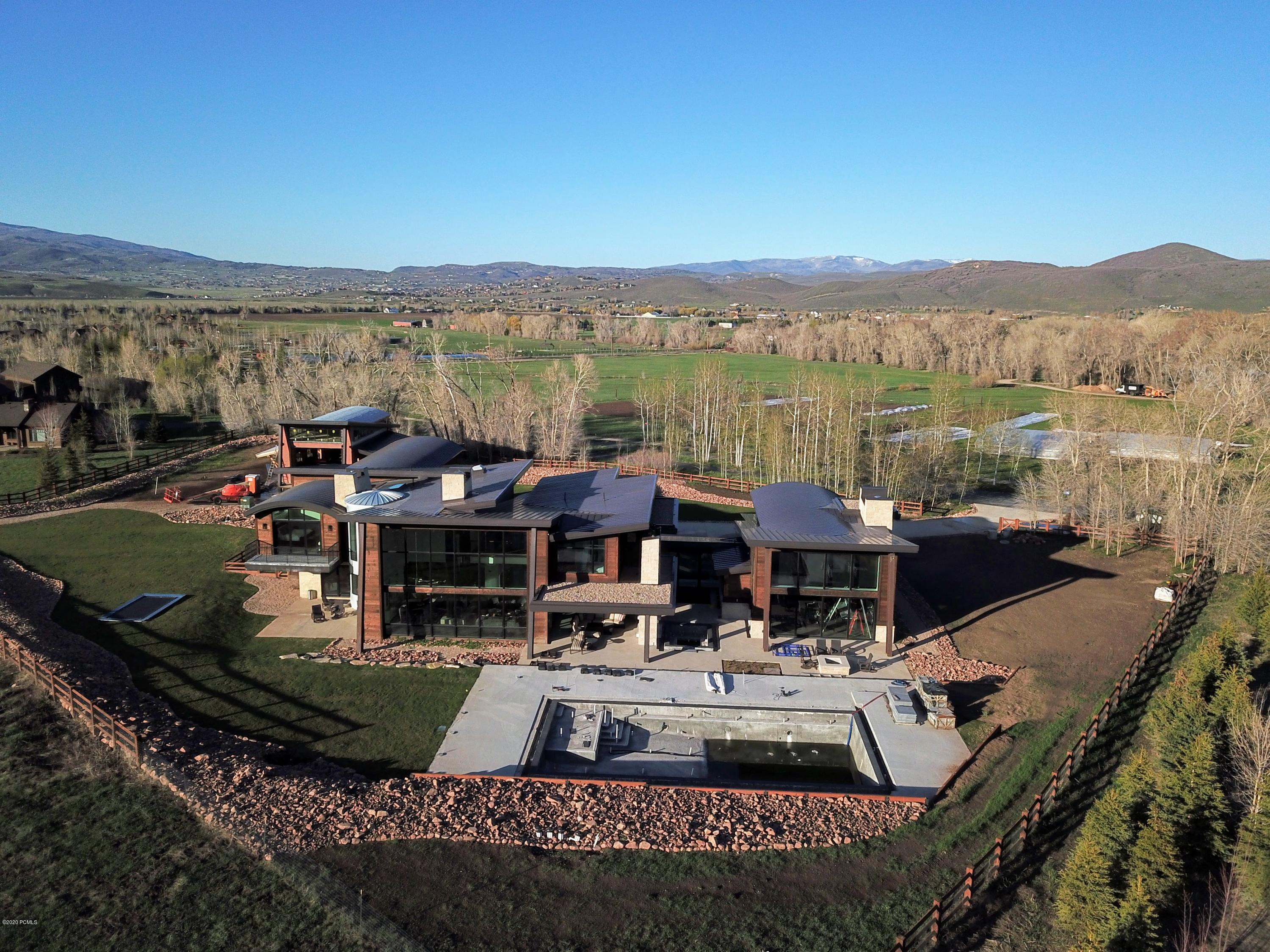 4209 Two Creeks Lane, Park City, Utah 84098, 5 Bedrooms Bedrooms, ,9 BathroomsBathrooms,Single Family,For Sale,Two Creeks,11908943