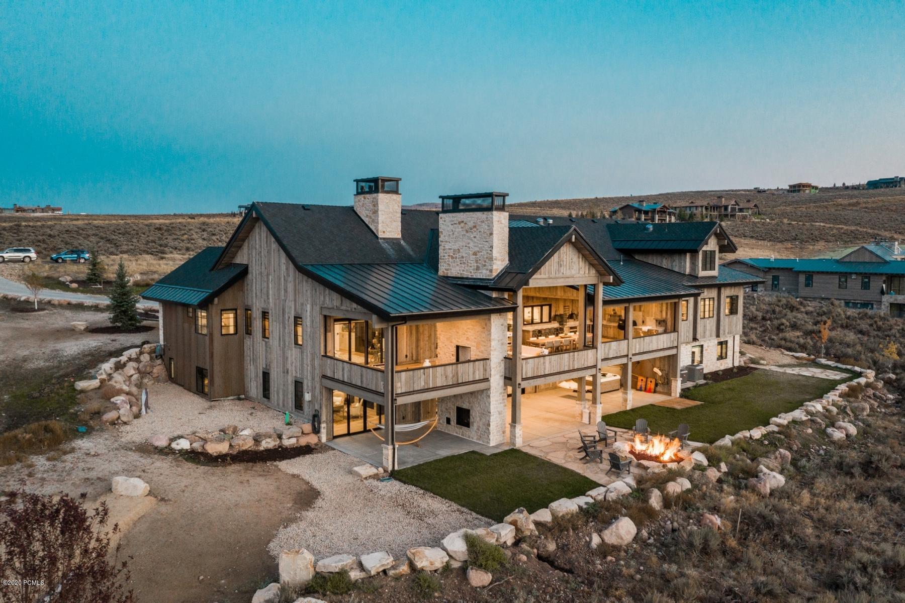 7205 Moonlight Drive, Kamas, Utah 84036, 8 Bedrooms Bedrooms, ,9 BathroomsBathrooms,Single Family,For Sale,Moonlight,12004006