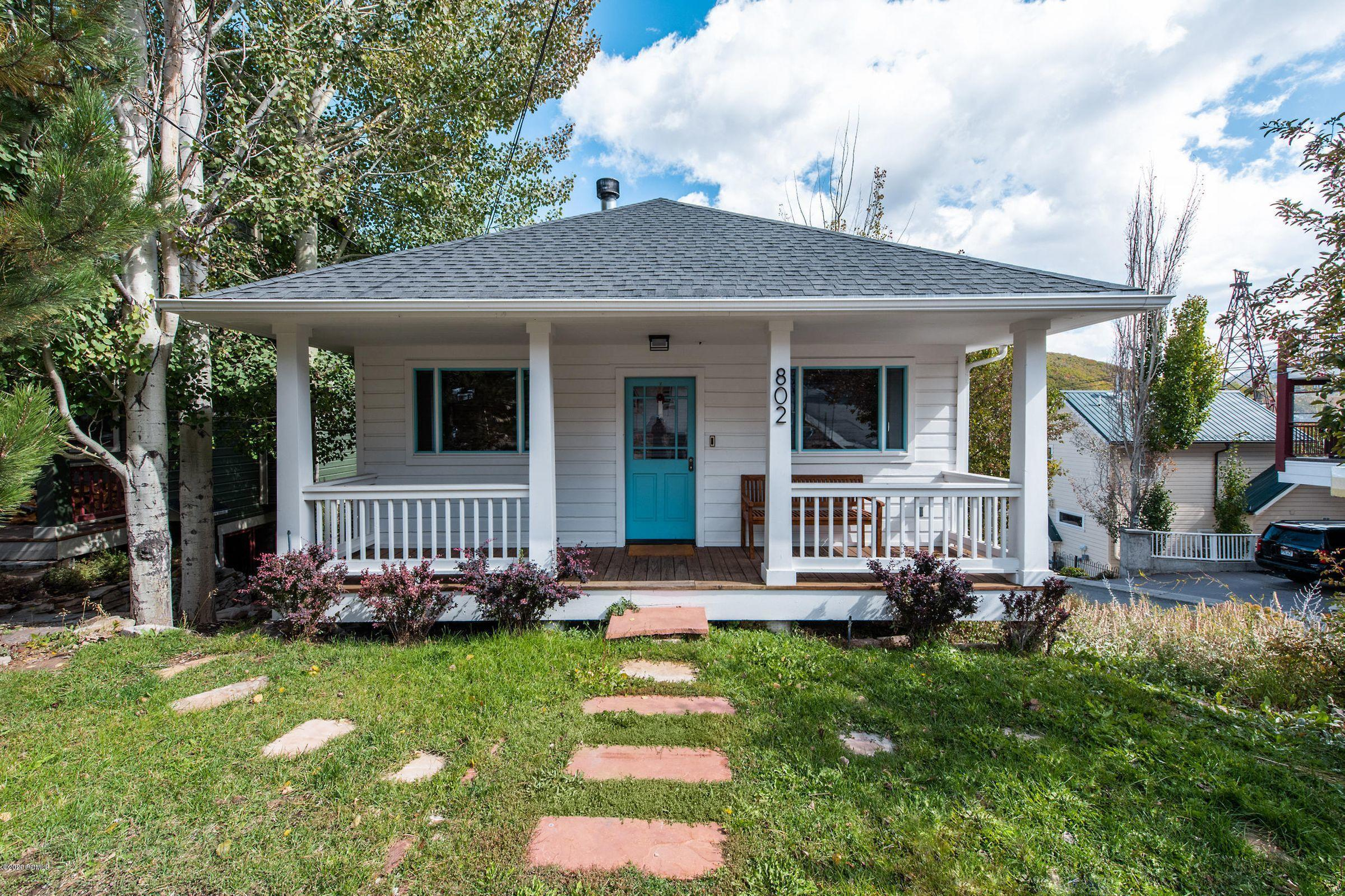 802 Norfolk Avenue, Park City, Utah 84060, 3 Bedrooms Bedrooms, ,3 BathroomsBathrooms,Single Family,For Sale,Norfolk,12004022