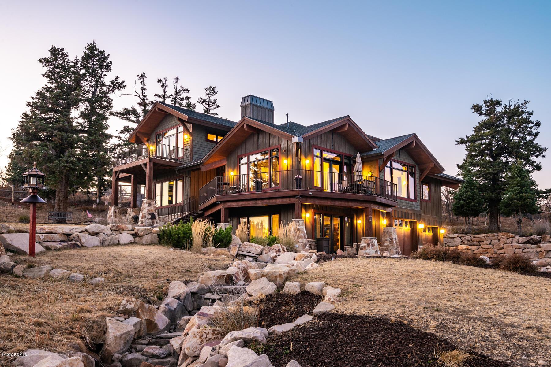 22 Red Hawk Ridge Road, Park City, Utah 84098, 5 Bedrooms Bedrooms, ,6 BathroomsBathrooms,Single Family,For Sale,Red Hawk Ridge,12003903