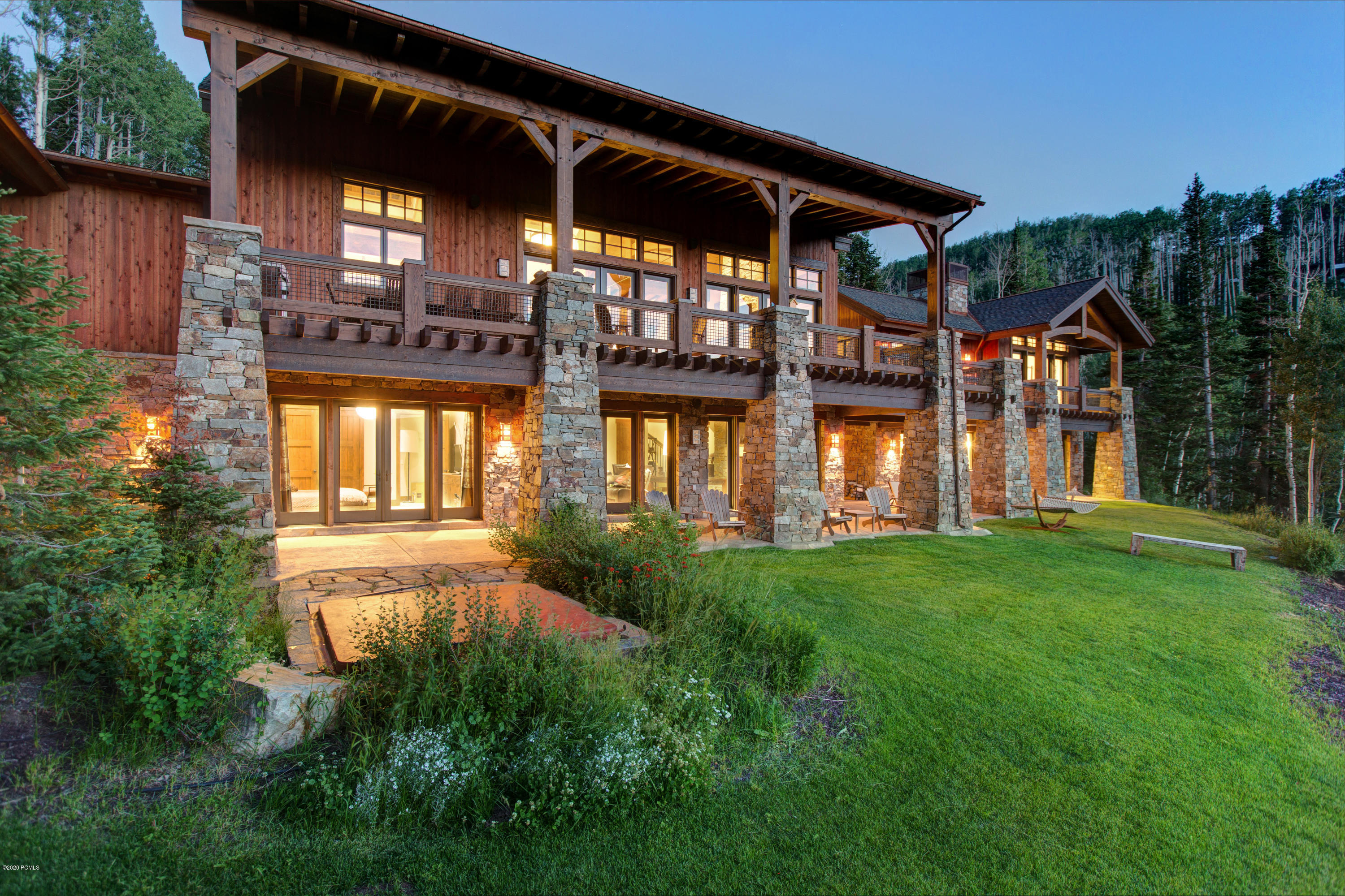 182 White Pine Canyon Road, Park City, Utah 84060, 5 Bedrooms Bedrooms, ,6 BathroomsBathrooms,Single Family,For Sale,White Pine Canyon,12003490