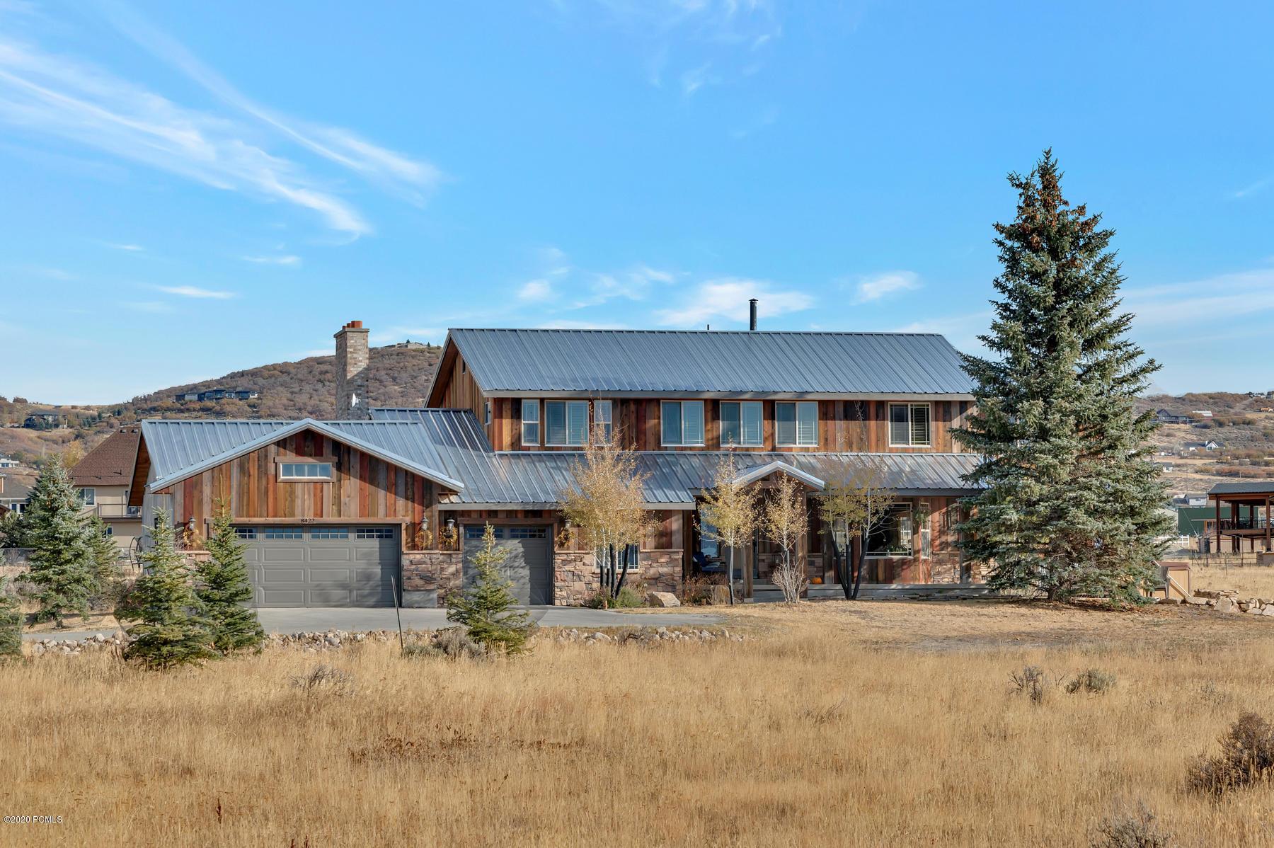 8422 Redden Road, Park City, Utah 84098, 5 Bedrooms Bedrooms, ,4 BathroomsBathrooms,Single Family,For Sale,Redden,12004109