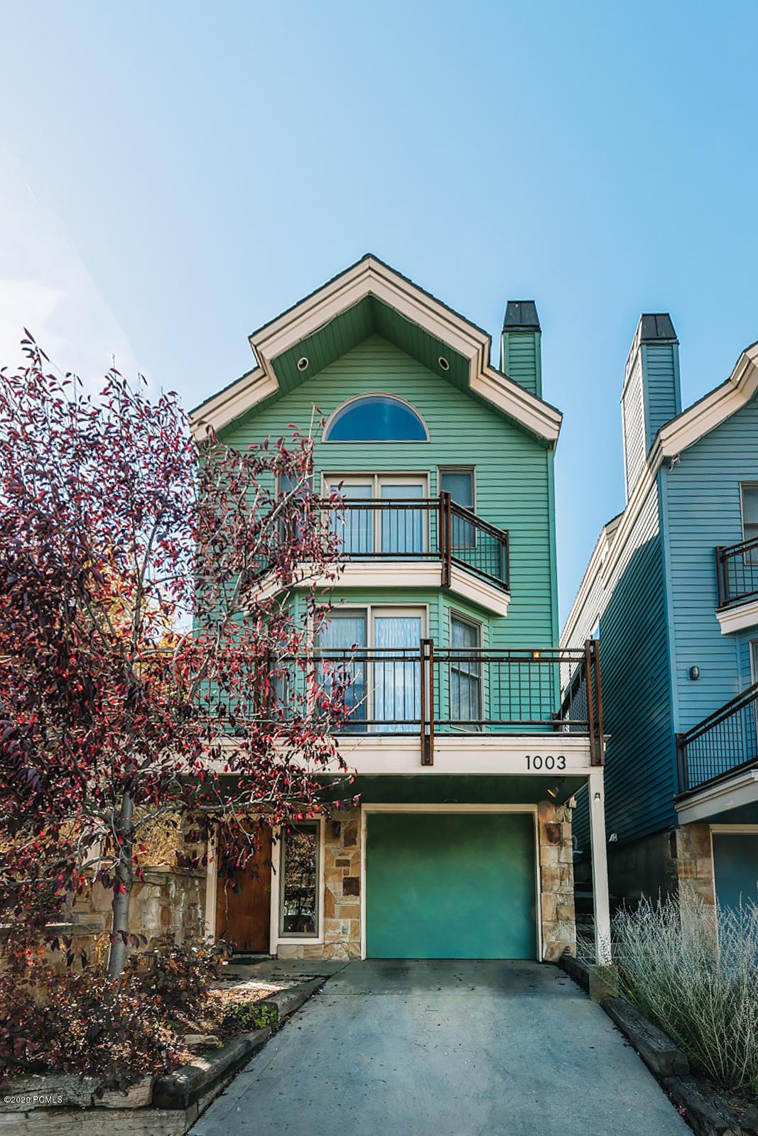 1003 Empire Avenue, Park City, Utah 84060, 3 Bedrooms Bedrooms, ,2 BathroomsBathrooms,Single Family,For Sale,Empire,12004095