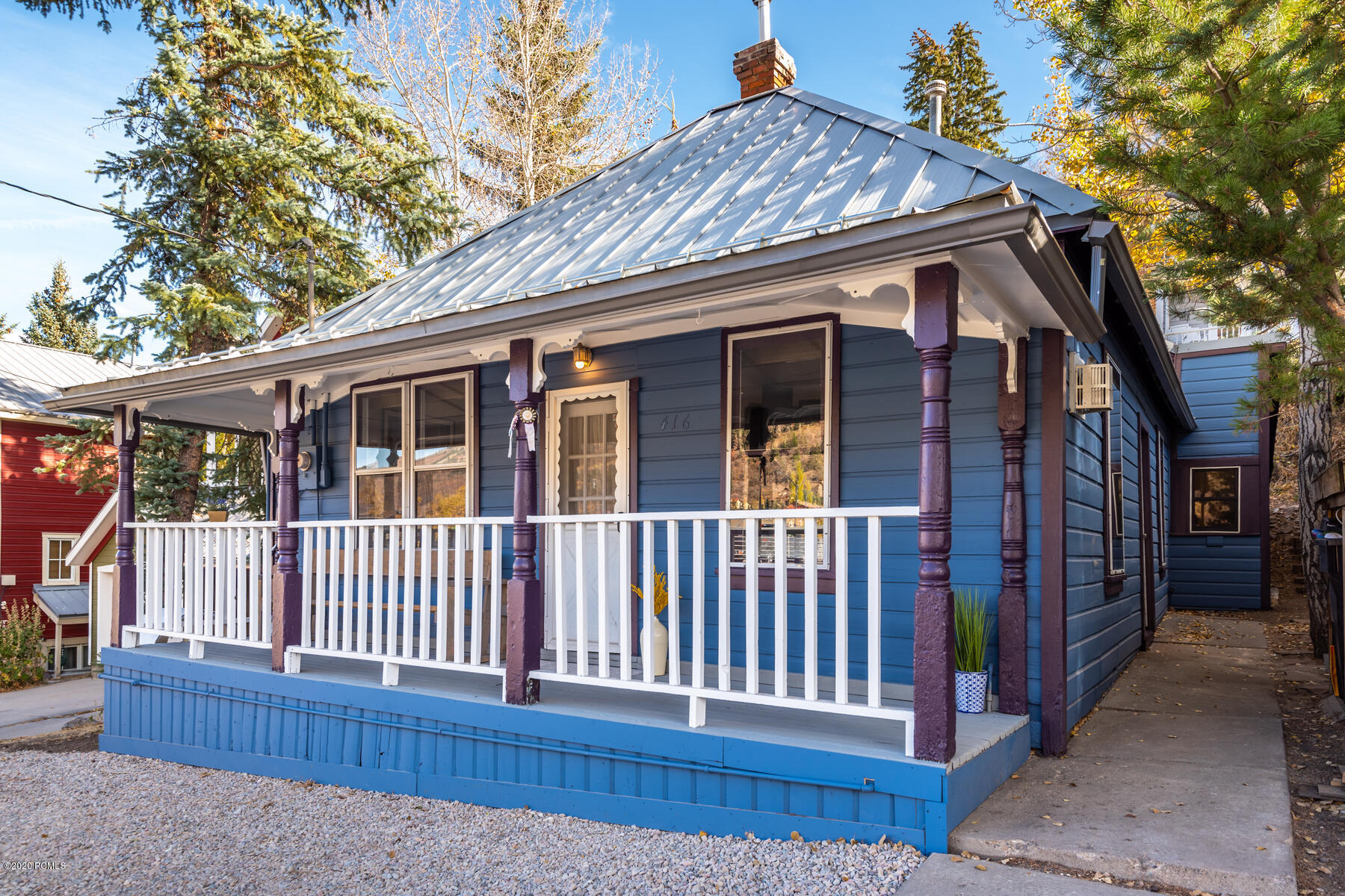 416 Marsac Avenue, Park City, Utah 84060, 2 Bedrooms Bedrooms, ,2 BathroomsBathrooms,Single Family,For Sale,Marsac,12004132