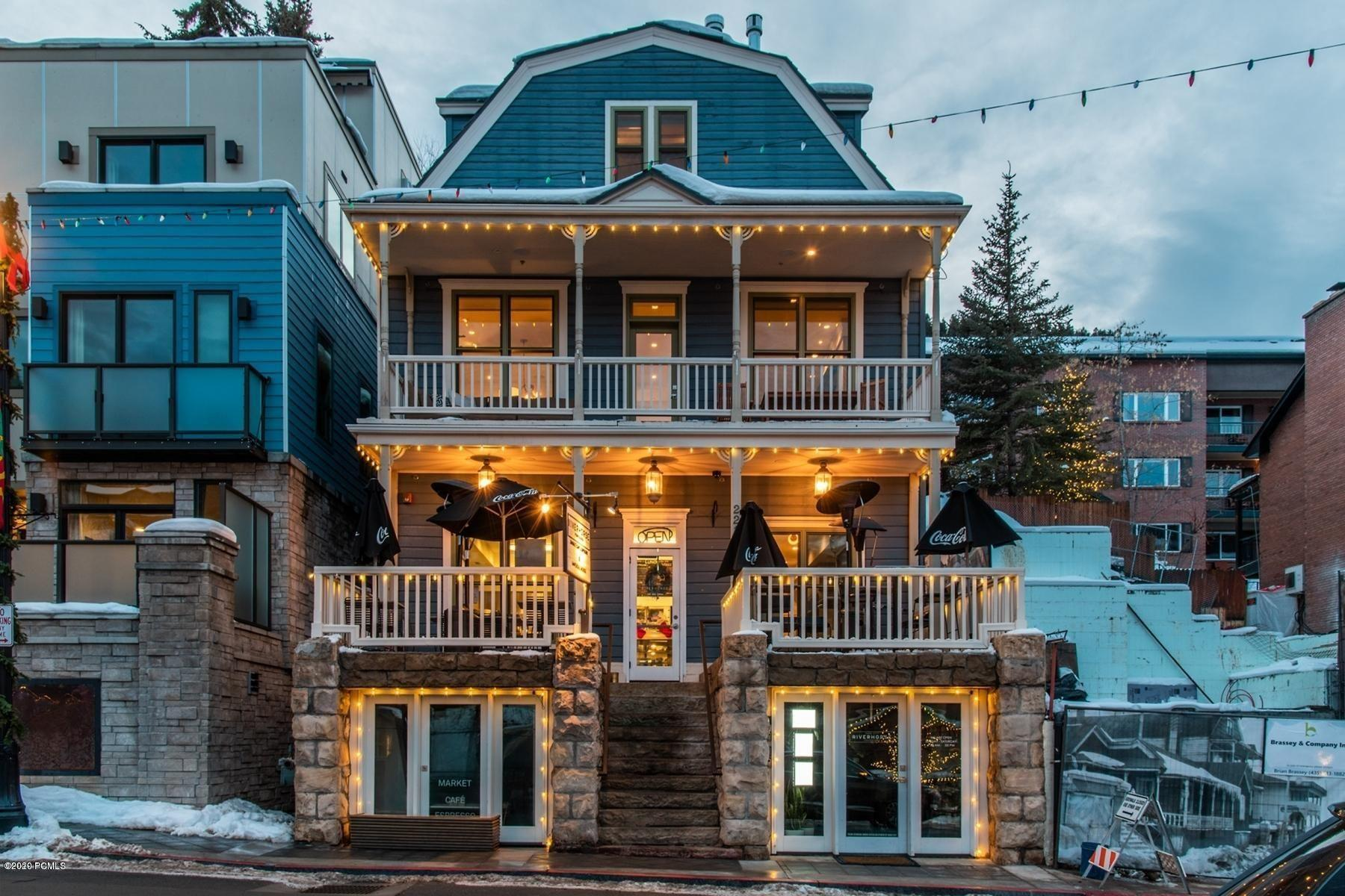 221 Main Street, Park City, Utah 84060, ,Commercial,For Sale,Main,12004195