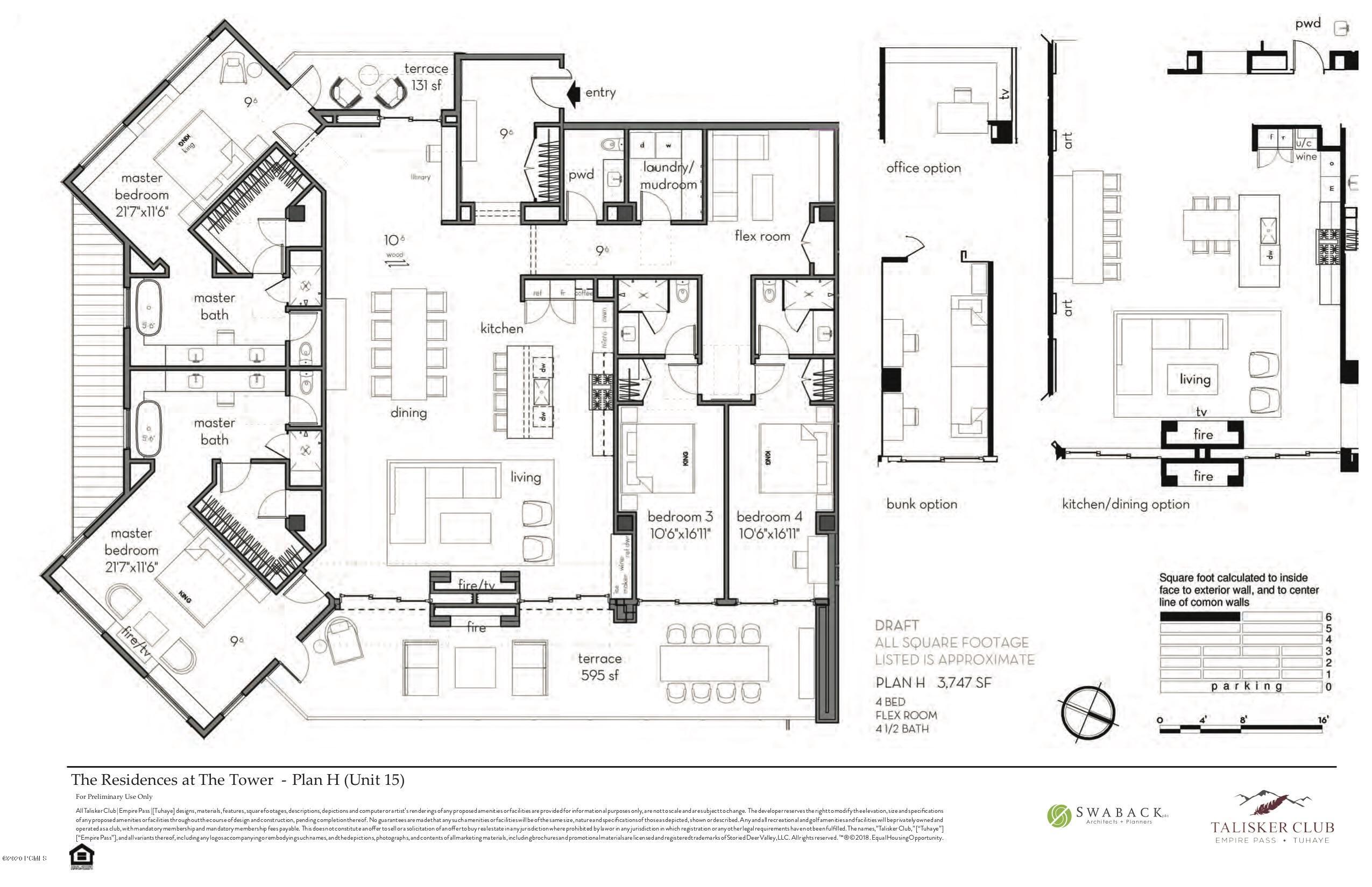 8680 Empire Club Drive, Park City, Utah 84060, 4 Bedrooms Bedrooms, ,5 BathroomsBathrooms,Condominium,For Sale,Empire Club Drive,11907637