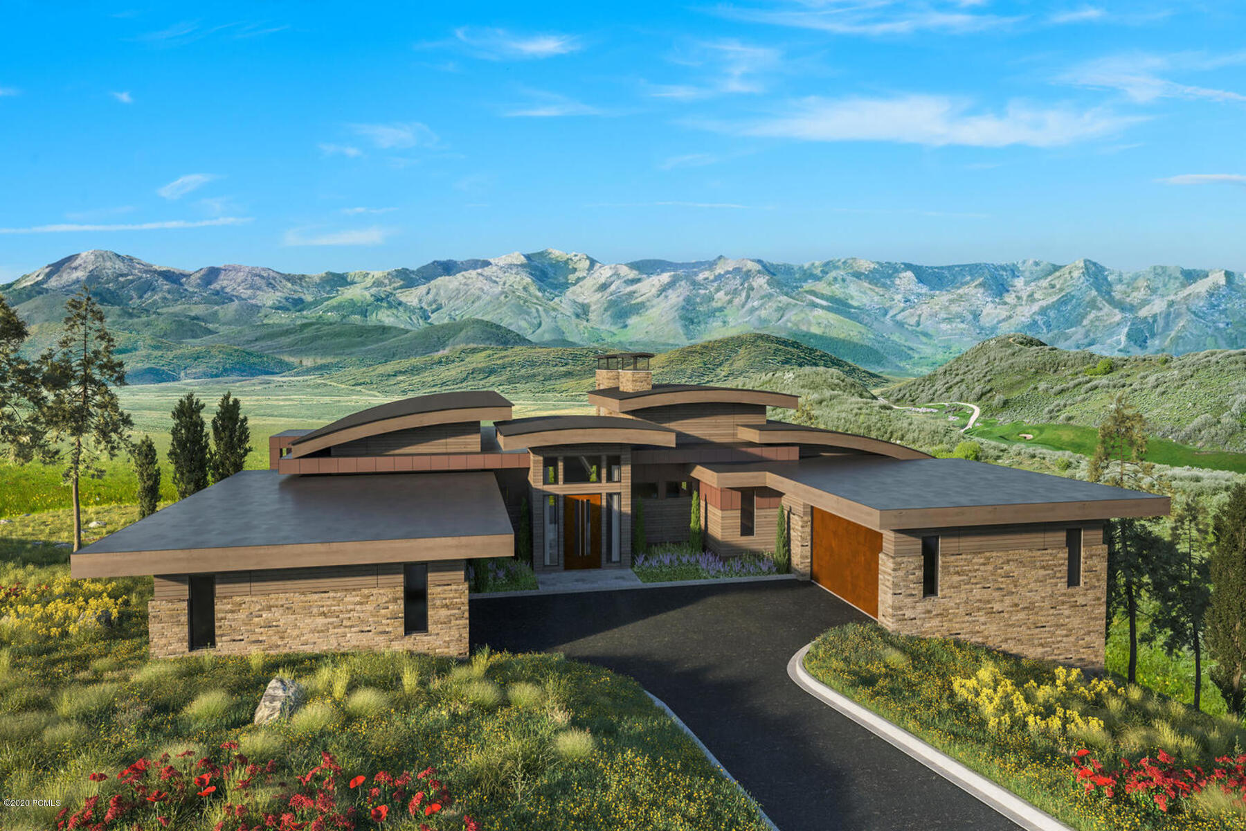 3352 Wapiti Canyon Road, Park City, Utah 84098, 4 Bedrooms Bedrooms, ,6 BathroomsBathrooms,Single Family,For Sale,Wapiti Canyon,12004535