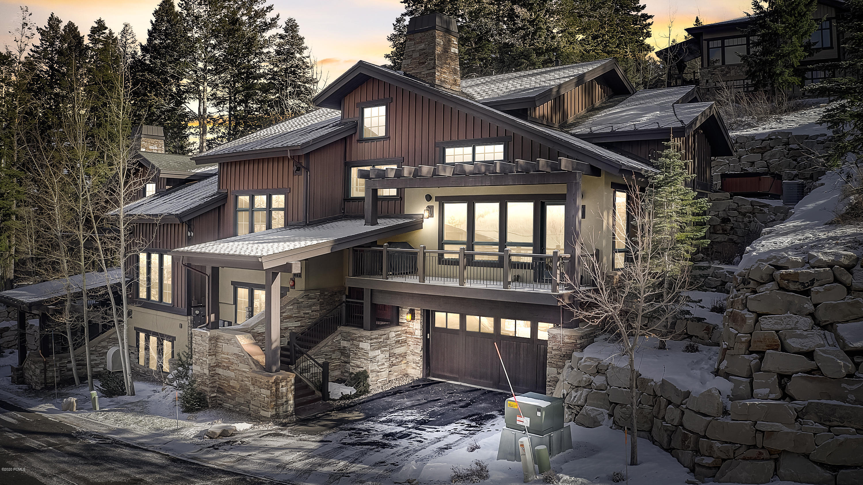 6559 Lookout Drive, Park City, Utah 84060, 4 Bedrooms Bedrooms, ,5 BathroomsBathrooms,Condominium,For Sale,Lookout,12004566