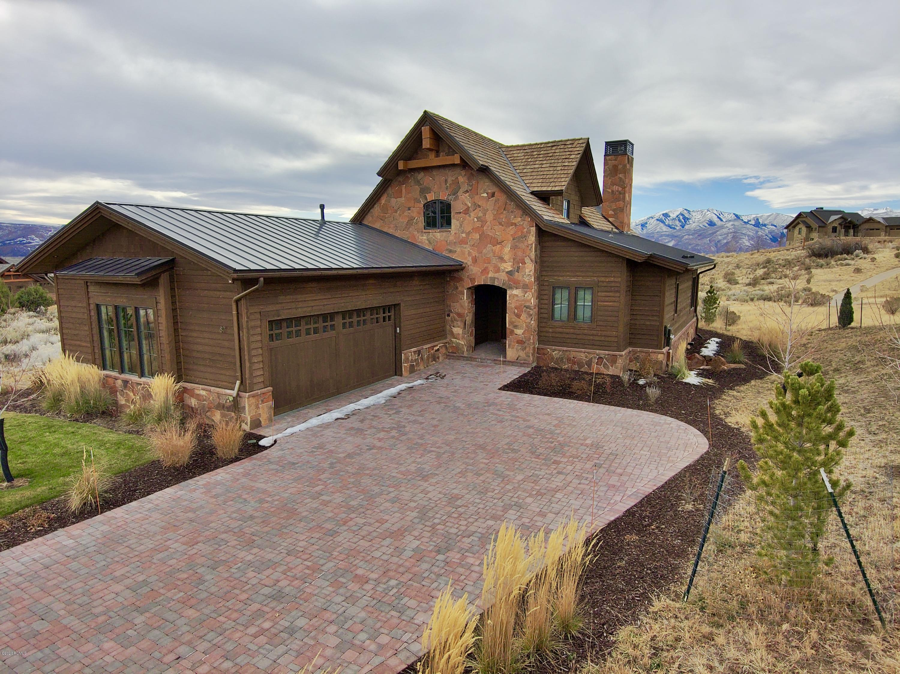 87 Club Cabins Court, Heber City, Utah 84032, 4 Bedrooms Bedrooms, ,4 BathroomsBathrooms,Single Family,For Sale,Club Cabins,12004586