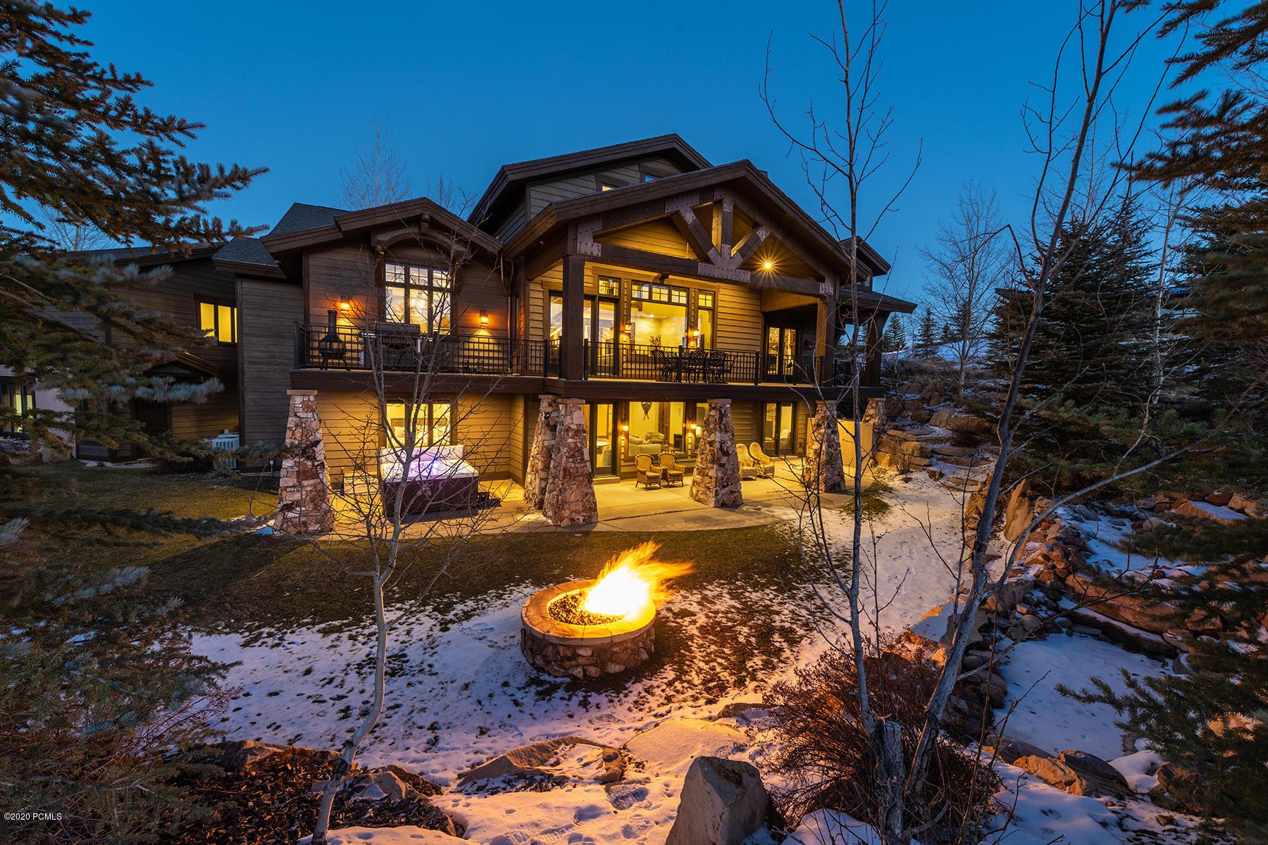 685 Hollyhock Street, Park City, Utah 84098, 6 Bedrooms Bedrooms, ,10 BathroomsBathrooms,Single Family,For Sale,Hollyhock,12004639