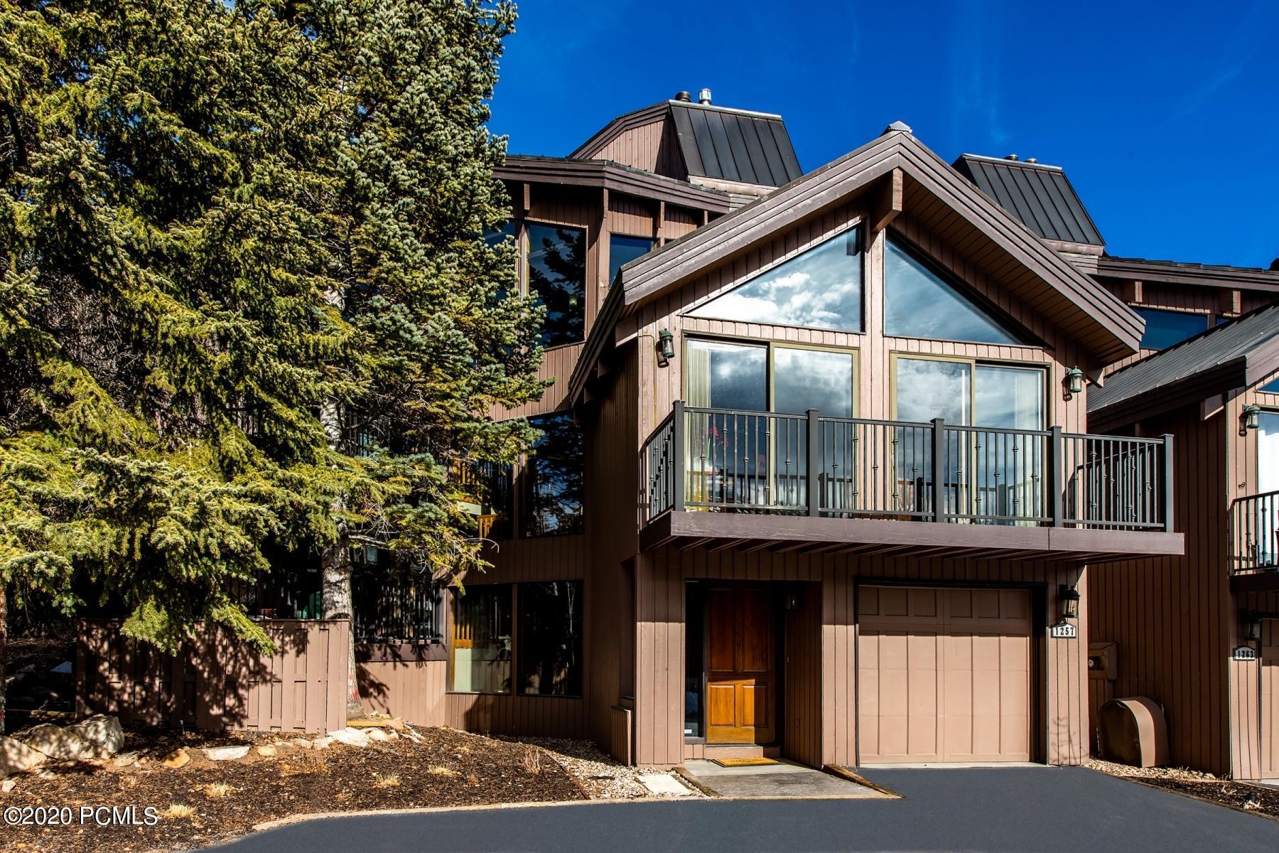 1257 Pinnacle Court, Park City, Utah 84060, 4 Bedrooms Bedrooms, ,4 BathroomsBathrooms,Condominium,For Sale,Pinnacle,12004715
