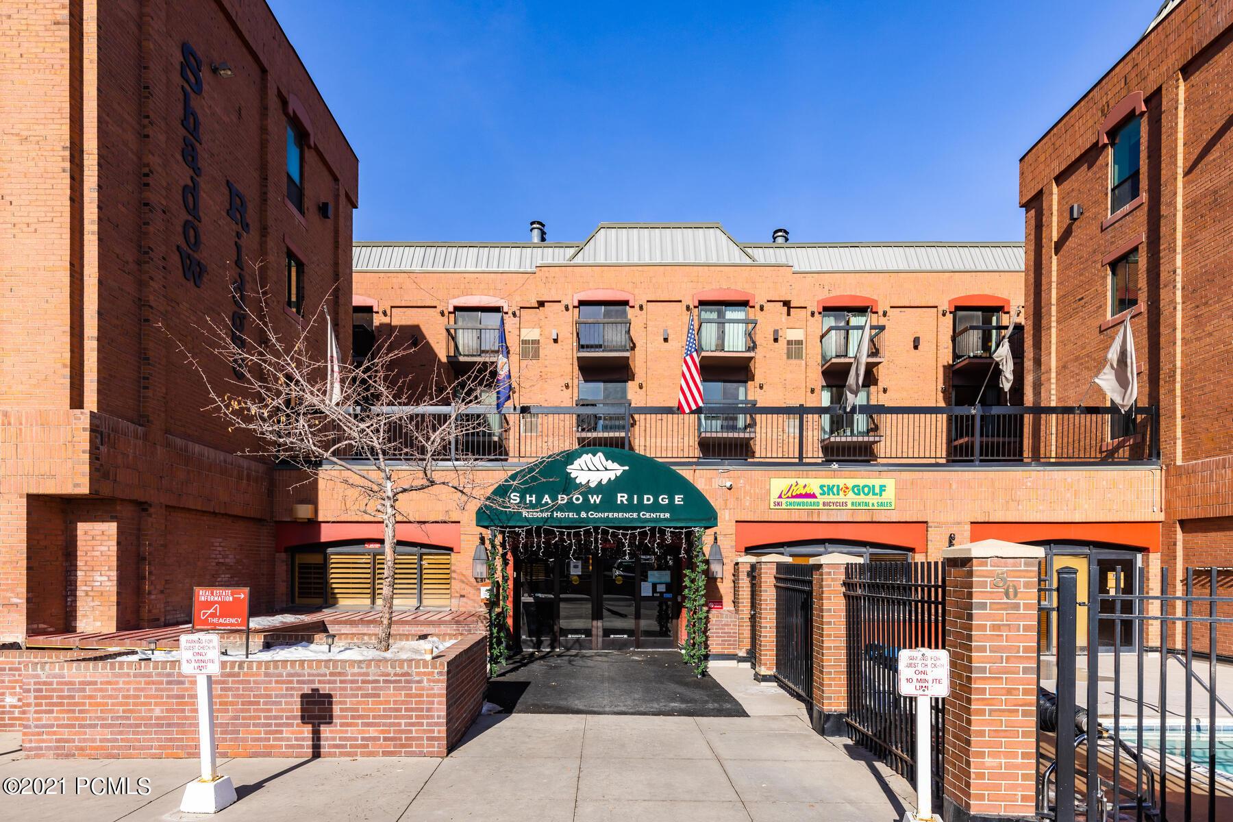 50 Shadow Ridge Road, Park City, Utah 84060, 2 Bedrooms Bedrooms, ,3 BathroomsBathrooms,Condominium,For Sale,Shadow Ridge,12100175