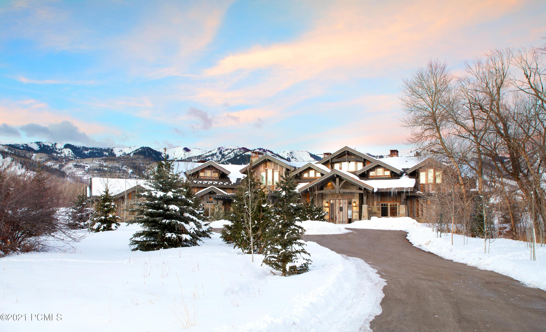 4079 Two Creeks Lane, Park City, Utah 84098, 6 Bedrooms Bedrooms, ,7 BathroomsBathrooms,Single Family,For Sale,Two Creeks,12100496
