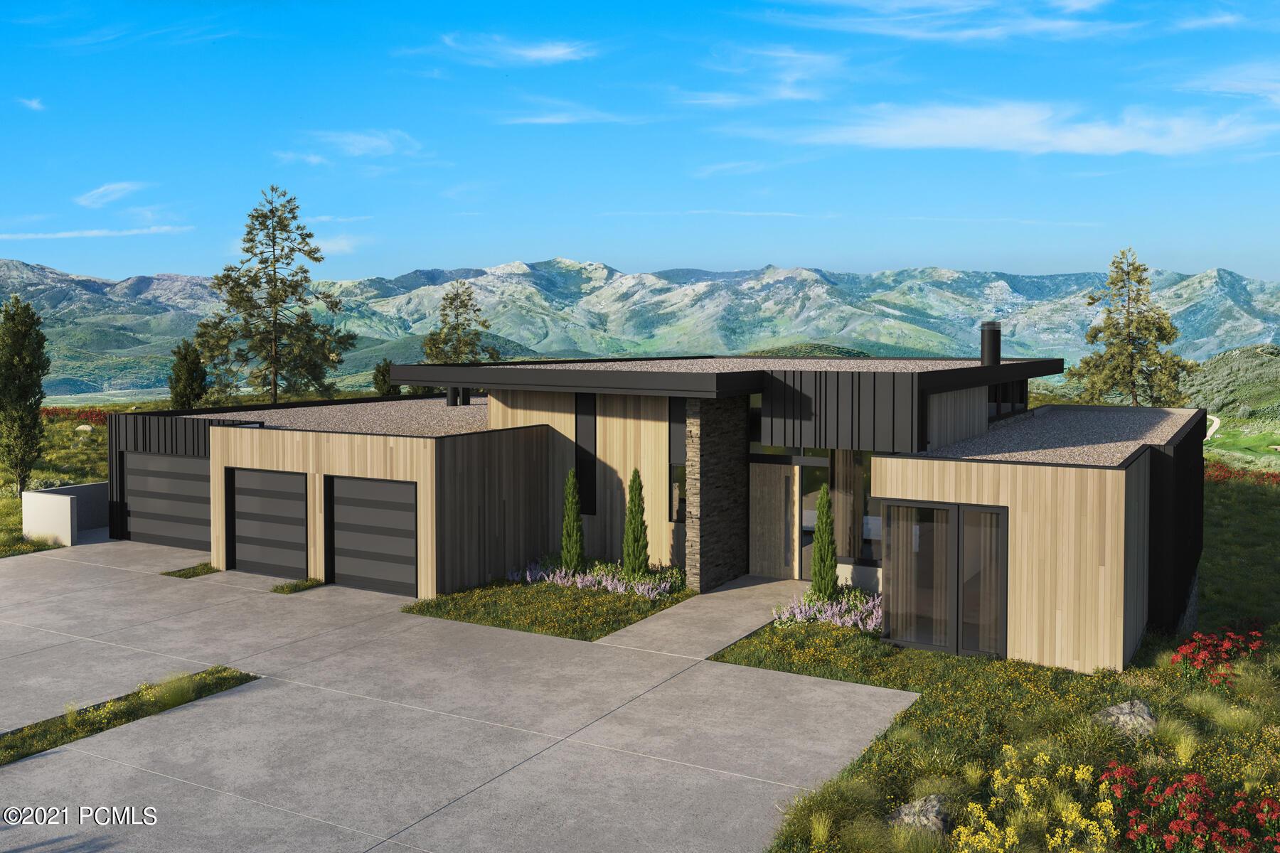 3404 Wapiti Canyon Road, Park City, Utah 84098, 4 Bedrooms Bedrooms, ,6 BathroomsBathrooms,Single Family,For Sale,Wapiti Canyon,12100546