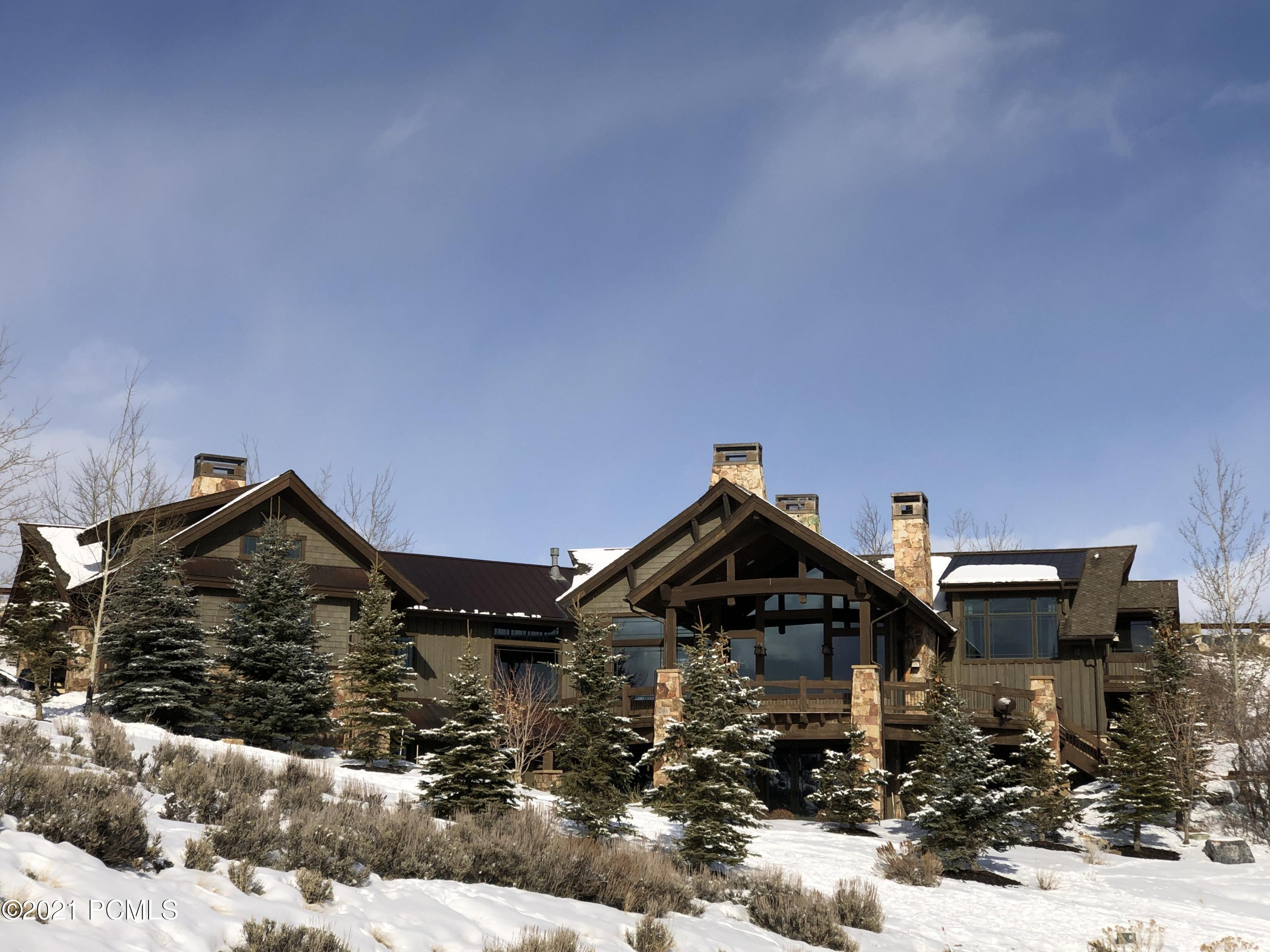 7978 Promontory Ranch Road, Park City, Utah 84098, 5 Bedrooms Bedrooms, ,6 BathroomsBathrooms,Single Family,For Sale,Promontory Ranch,12100601