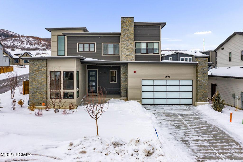 2603 Piper Way, Park City, Utah 84060, 5 Bedrooms Bedrooms, ,4 BathroomsBathrooms,Single Family,For Sale,Piper,12100607