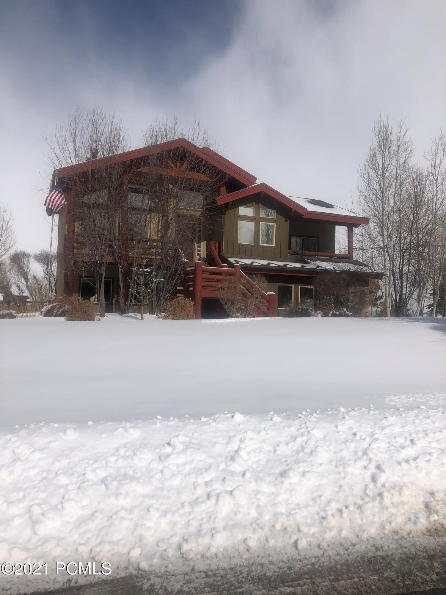 6002 Trailside Loop Road Loop, Park City, Utah 84098, 6 Bedrooms Bedrooms, ,4 BathroomsBathrooms,Single Family,For Sale,Trailside Loop Road,12100666