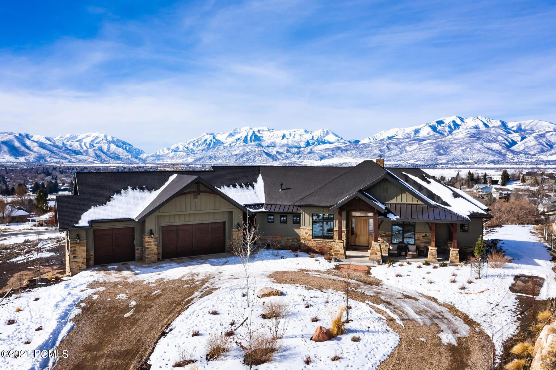 1265 Valley Heights Circle, Heber City, Utah 84032, 2 Bedrooms Bedrooms, ,3 BathroomsBathrooms,Single Family,For Sale,Valley Heights,12100722