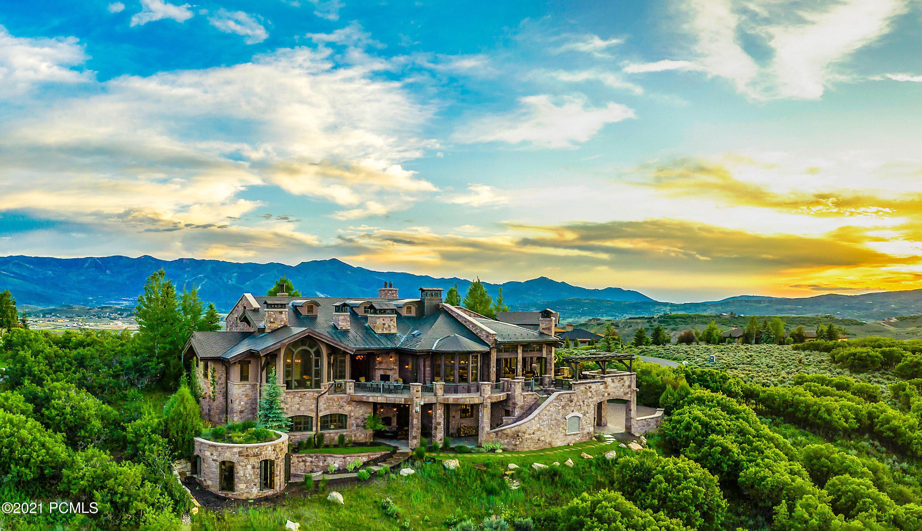 7971 West Hills Trail, Park City, Utah 84098, 6 Bedrooms Bedrooms, ,10 BathroomsBathrooms,Single Family,For Sale,West Hills,12002126
