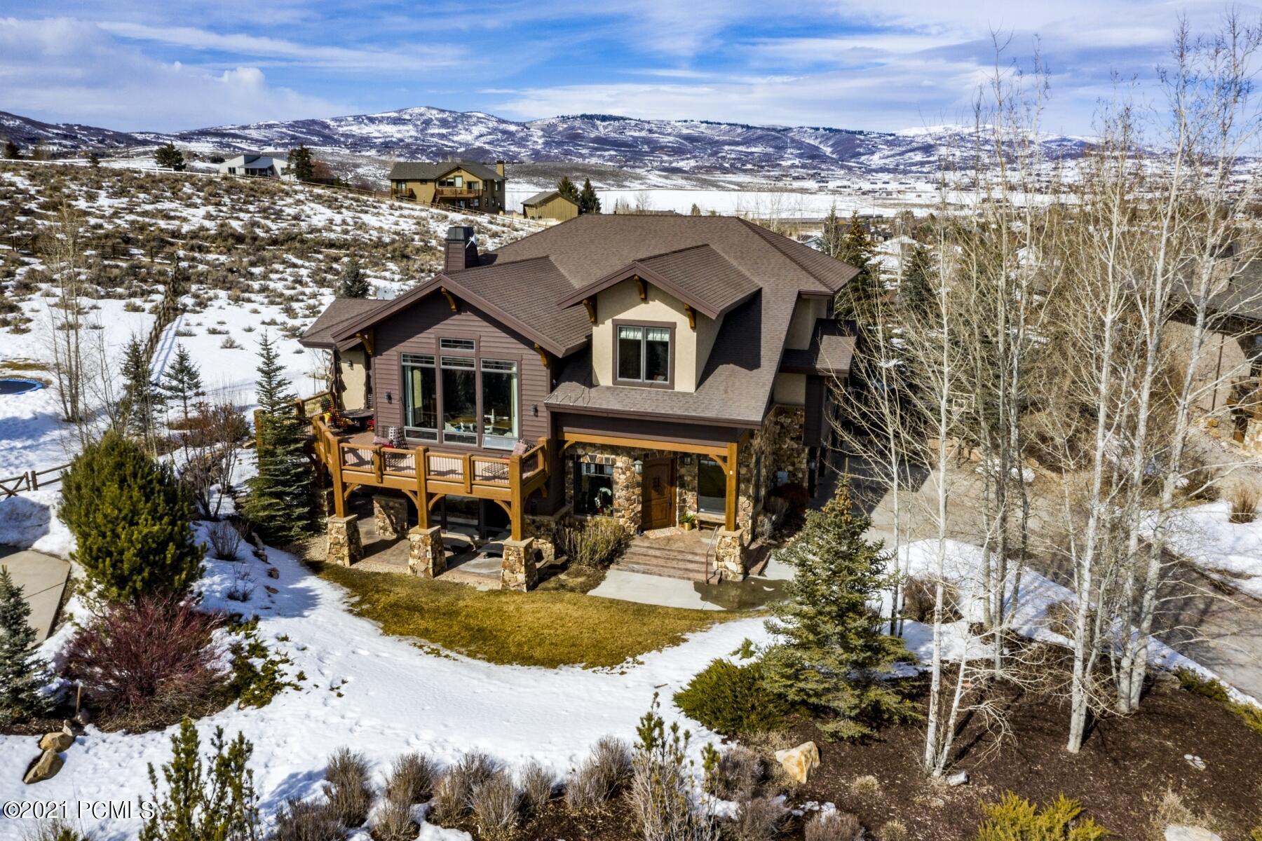 6140 Trailside Drive, Park City, Utah 84098, 4 Bedrooms Bedrooms, ,5 BathroomsBathrooms,Single Family,For Sale,Trailside,12100912