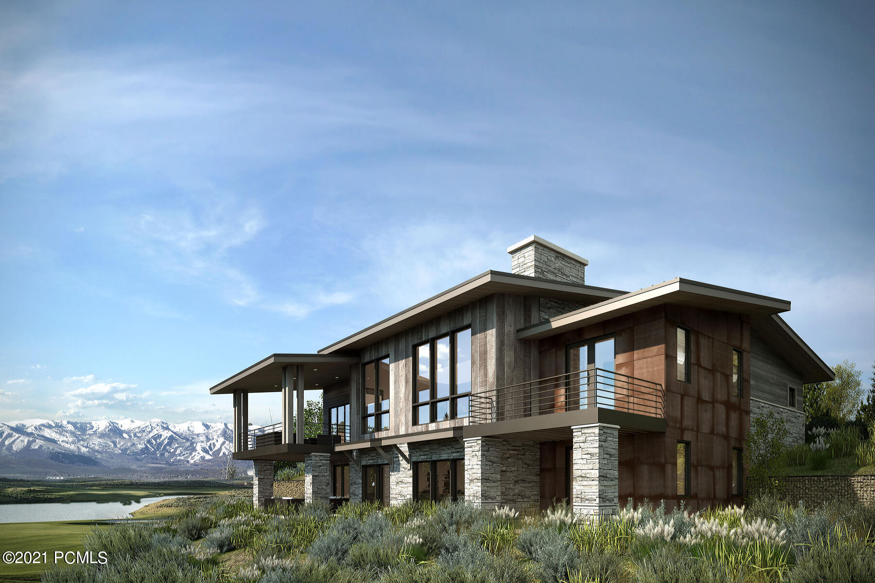 Located in the Buffalo Jump Neighborhood, the O'Keeffe is one of the most sought-after Residence floor plans. This absolutely gorgeous homesite catches awesome views of the Wasatch Mountains. This O'Keeffe is the perfect location for a fun getaway. Just minutes from downtown Park City, Promontory stretches over 6,400 Acres and is the perfect four-season mountain club for all ages, offering a wide array of activities for the whole family.