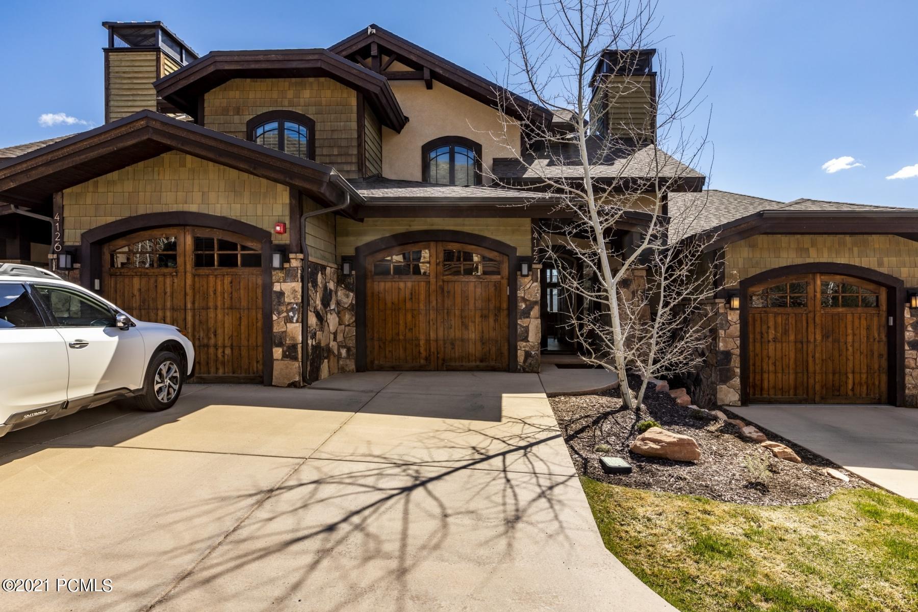 4122 Fairway Lane, Park City, Utah 84098, 3 Bedrooms Bedrooms, ,3 BathroomsBathrooms,Condominium,For Sale,Fairway Lane,12101401