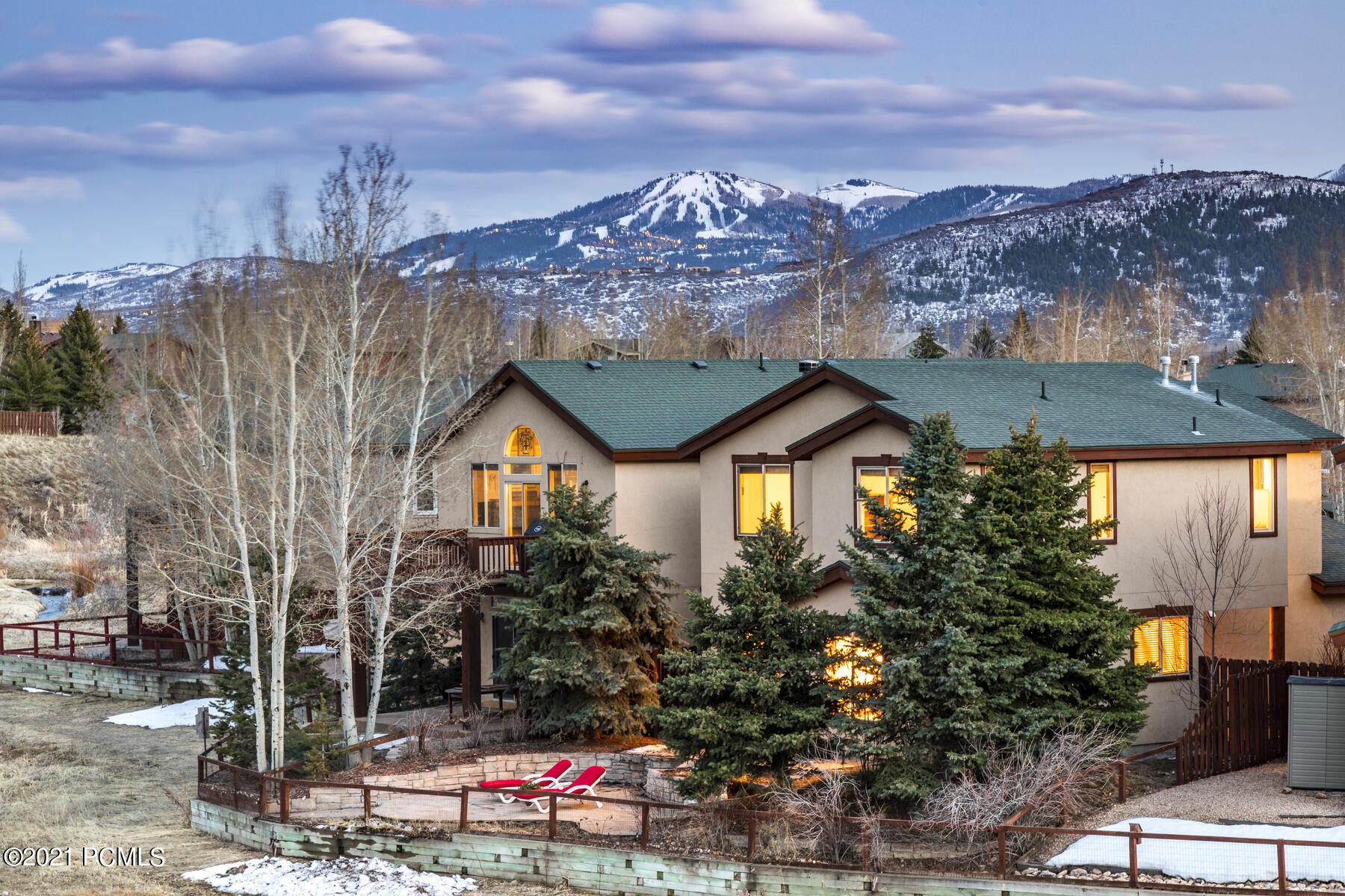 6668 Trout Creek Court, Park City, Utah 84098, 3 Bedrooms Bedrooms, ,3 BathroomsBathrooms,Single Family,For Sale,Trout Creek,12101439