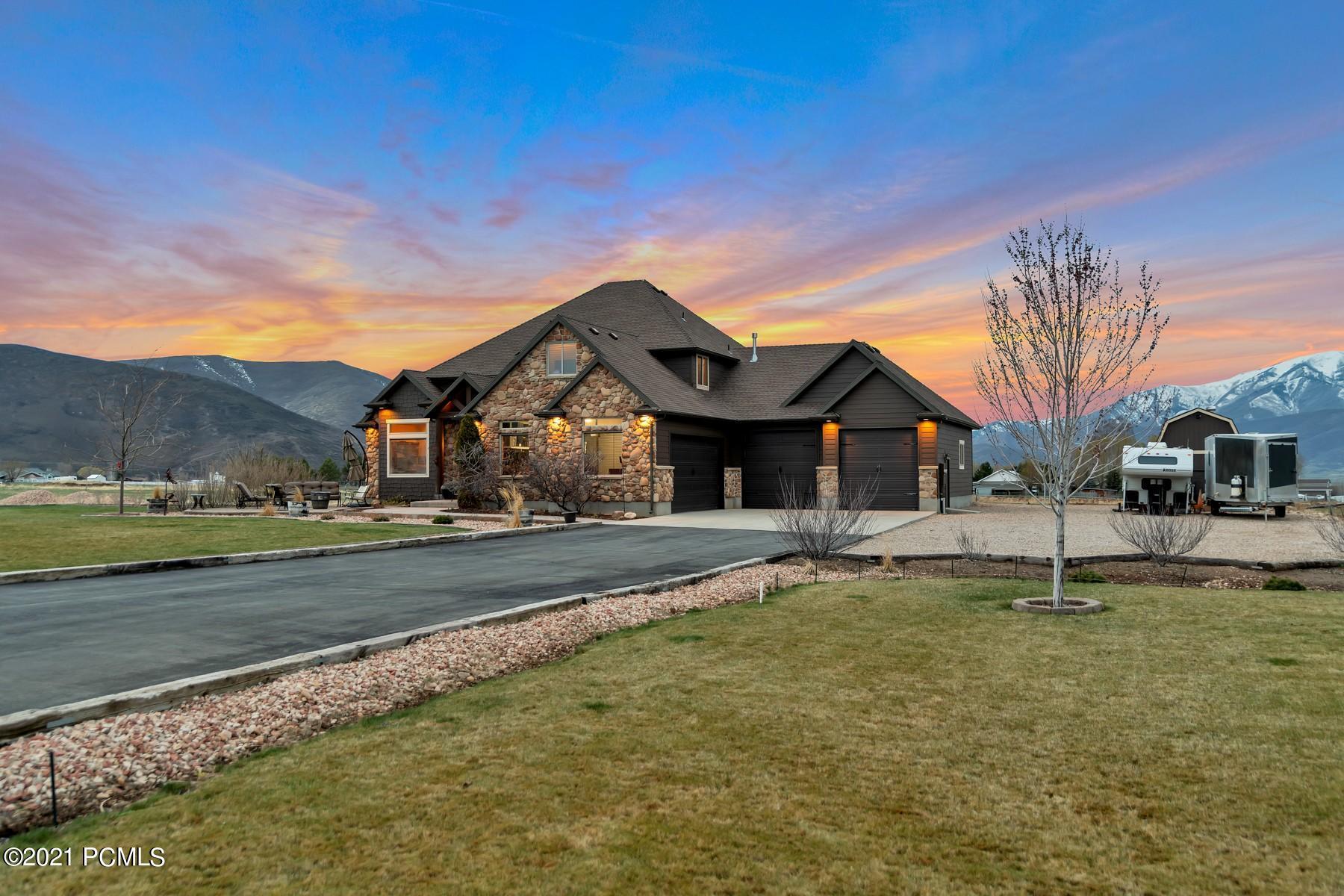 2660 Ranch Drive, Heber City, Utah 84032, 3 Bedrooms Bedrooms, ,3 BathroomsBathrooms,Single Family,For Sale,Ranch,12101485