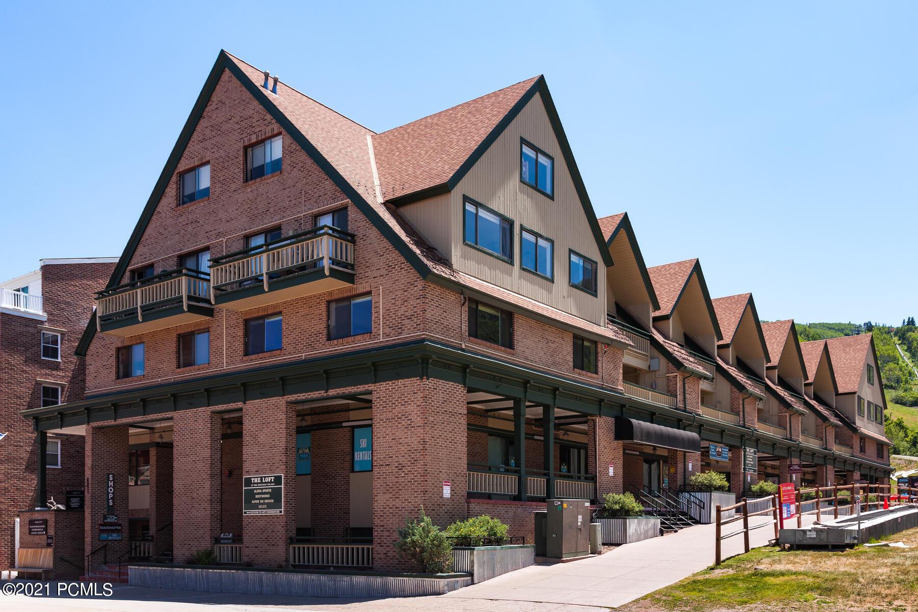 1401 Lowell Avenue, Park City, Utah 84060, 3 Bedrooms Bedrooms, ,3 BathroomsBathrooms,Condominium,For Sale,Lowell,12101475