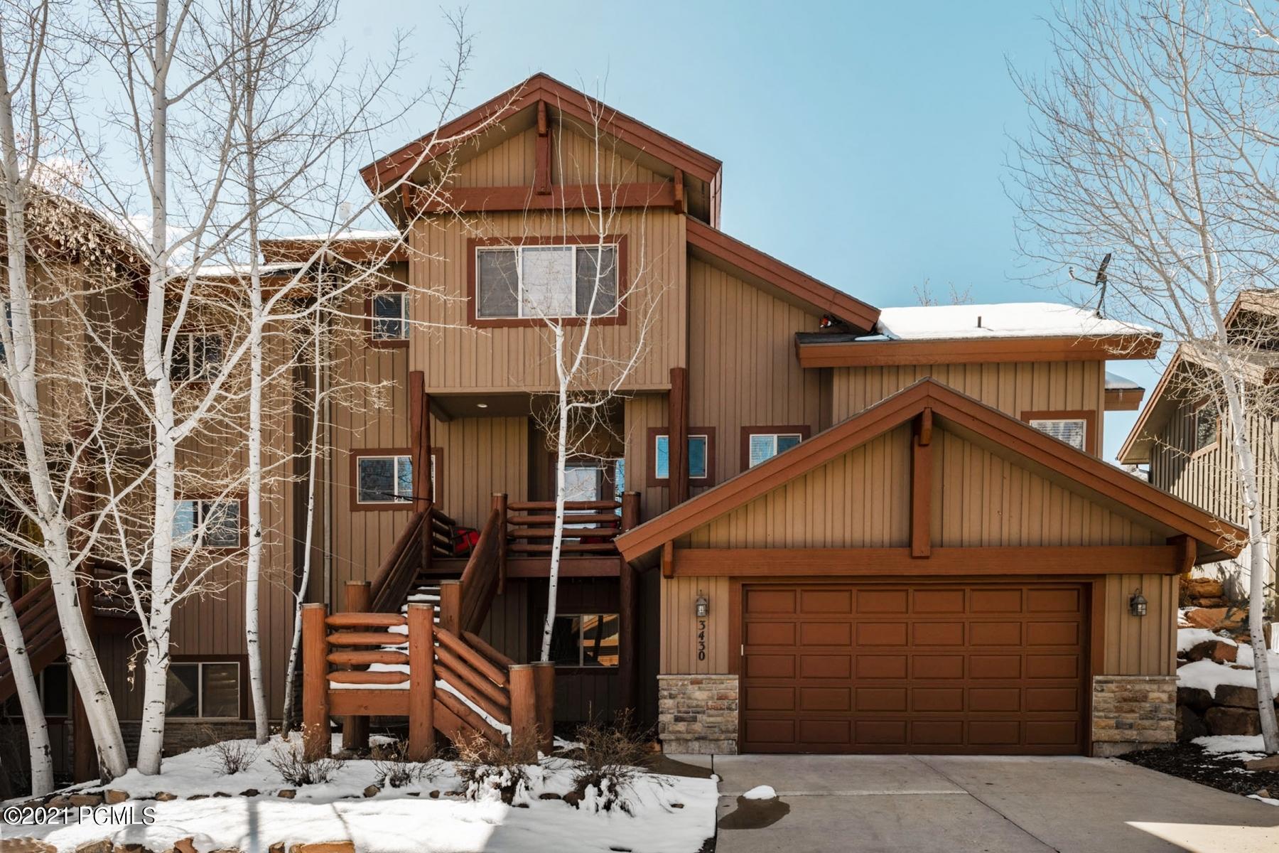 3430 Cedar Drive, Park City, Utah 84098, 3 Bedrooms Bedrooms, ,3 BathroomsBathrooms,Condominium,For Sale,Cedar,12101498