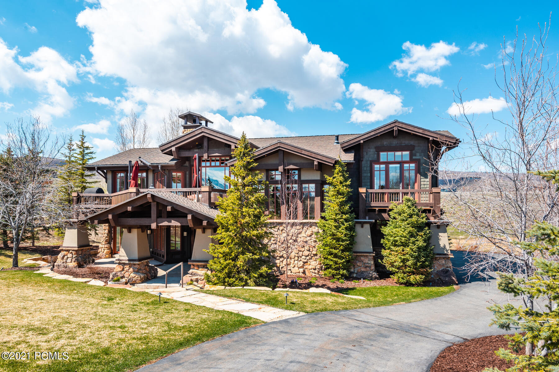 7994 Glenwild Drive, Park City, Utah 84098, 4 Bedrooms Bedrooms, ,5 BathroomsBathrooms,Single Family,For Sale,Glenwild,12101689