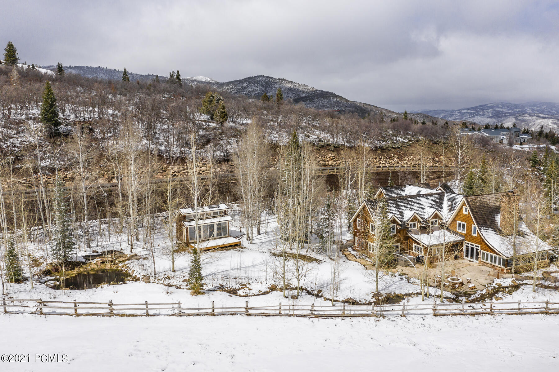 2189 White Pine Canyon Road, Park City, Utah 84060, 4 Bedrooms Bedrooms, ,4 BathroomsBathrooms,Single Family,For Sale,White Pine Canyon,12101678