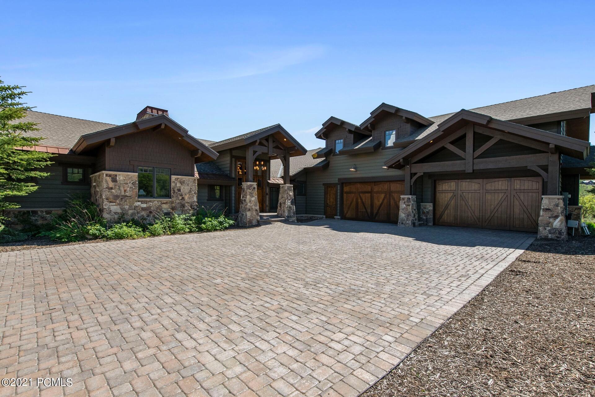 960 Deer Hill Road, Park City, Utah 84098, 6 Bedrooms Bedrooms, ,8 BathroomsBathrooms,Single Family,For Sale,Deer Hill,12102425