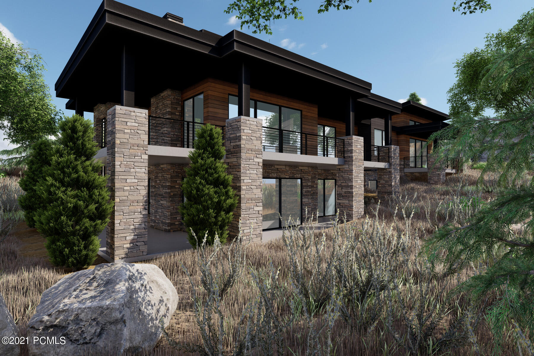 This brand-new (to-be-built) home will be nestled on a gently sloping east-facing lot in the desirable Promontory neighborhood of Buffalo Jump. Features include 5 bedrooms, 6 baths, a 3-car garage, and high-end appliances and custom finishes throughout. The best part, however, is that you can customize this home to your liking! Time has been allocated with the interior design team to allow for finish selections such as: appliances, light & plumbing fixtures, as well as all hard surfaces & flooring to be selected by the incoming buyer. The design team is also happy to simply handle all of the selections for a buyer as well. What is being offered here is a completely flexible, buyer-friendly process! Call the listing agent for plans and allowances, or to arrange a site visit.