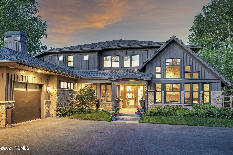 2450 Lucky John Drive, Park City, Utah 84060, 5 Bedrooms Bedrooms, ,7 BathroomsBathrooms,Single Family,For Sale,Lucky John,12102555