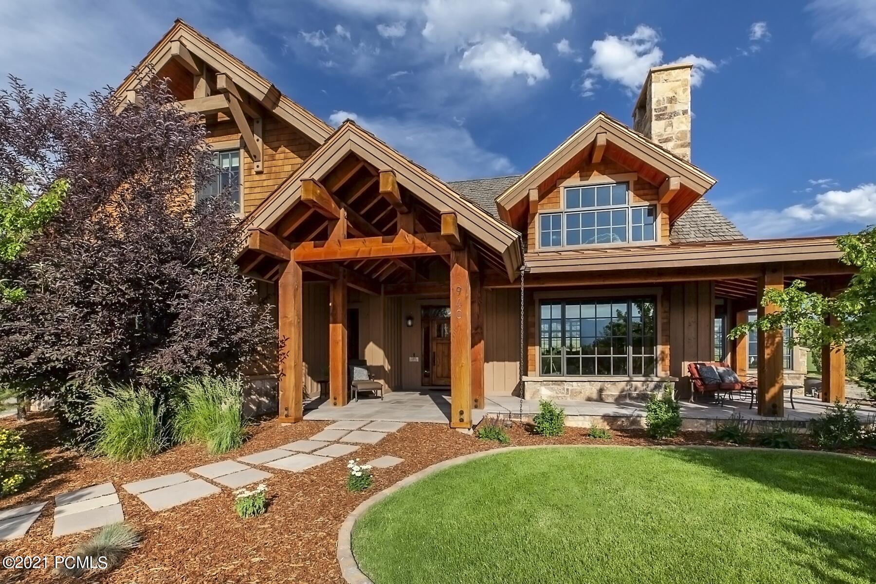 940 Chimney Rock Road, Heber City, Utah 84032, 4 Bedrooms Bedrooms, ,6 BathroomsBathrooms,Single Family,For Sale,Chimney Rock,12102694