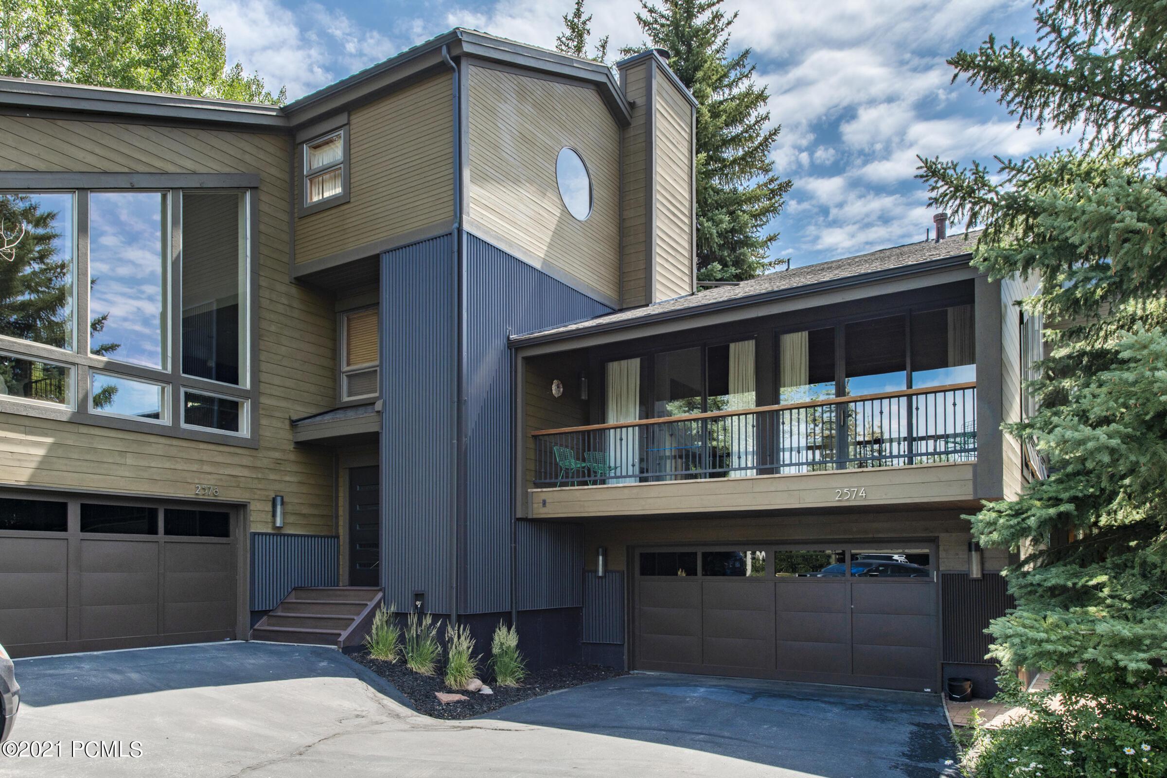 2574 Fairway Village Drive, Park City, Utah 84060, 4 Bedrooms Bedrooms, ,4 BathroomsBathrooms,Condominium,For Sale,Fairway Village,12102920