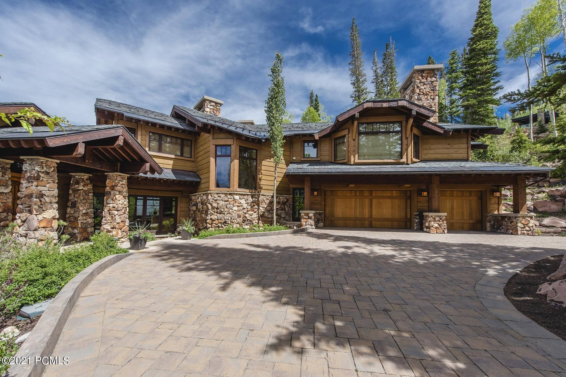 110 White Pine Canyon Road, Park City, Utah 84060, 8 Bedrooms Bedrooms, ,10 BathroomsBathrooms,Single Family,For Sale,White Pine Canyon,12102965