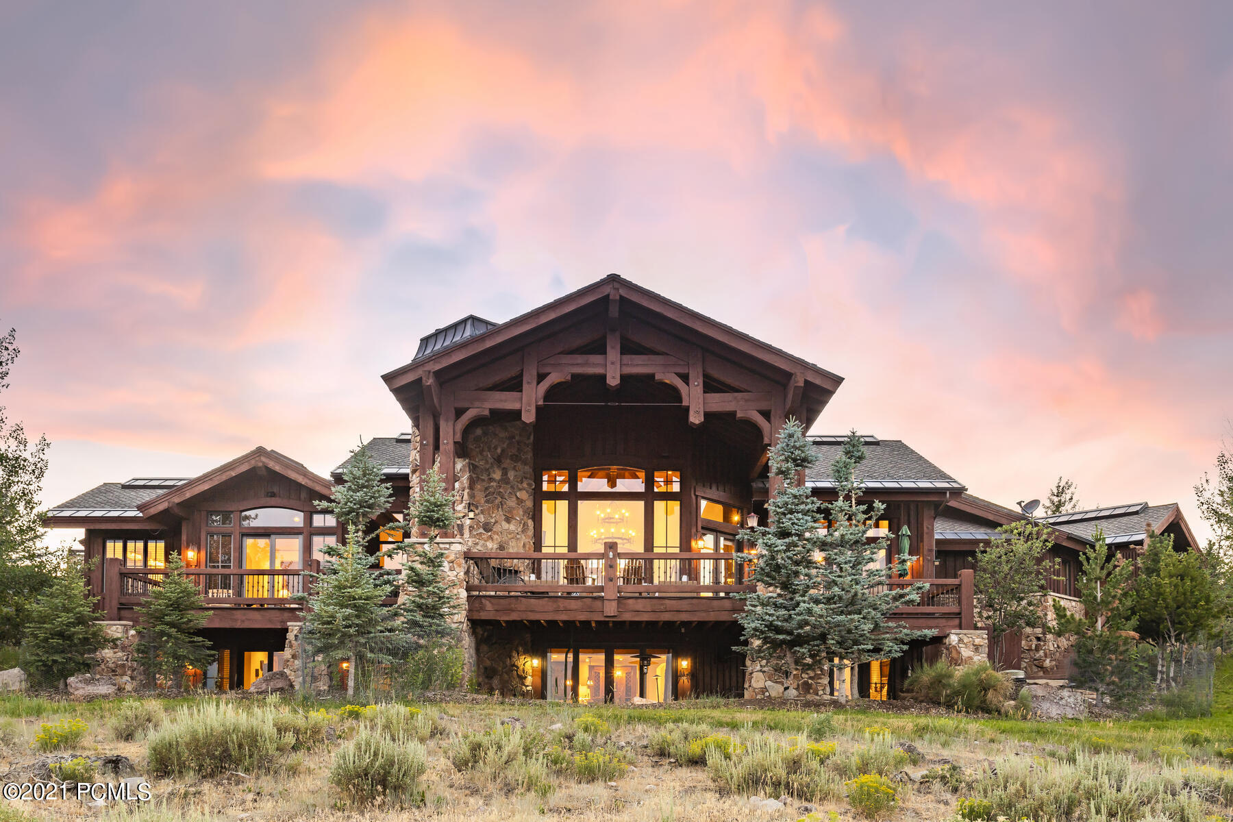 8401 Sunrise Loop, Park City, Utah 84098, 5 Bedrooms Bedrooms, ,7 BathroomsBathrooms,Single Family,For Sale,Sunrise,12102858
