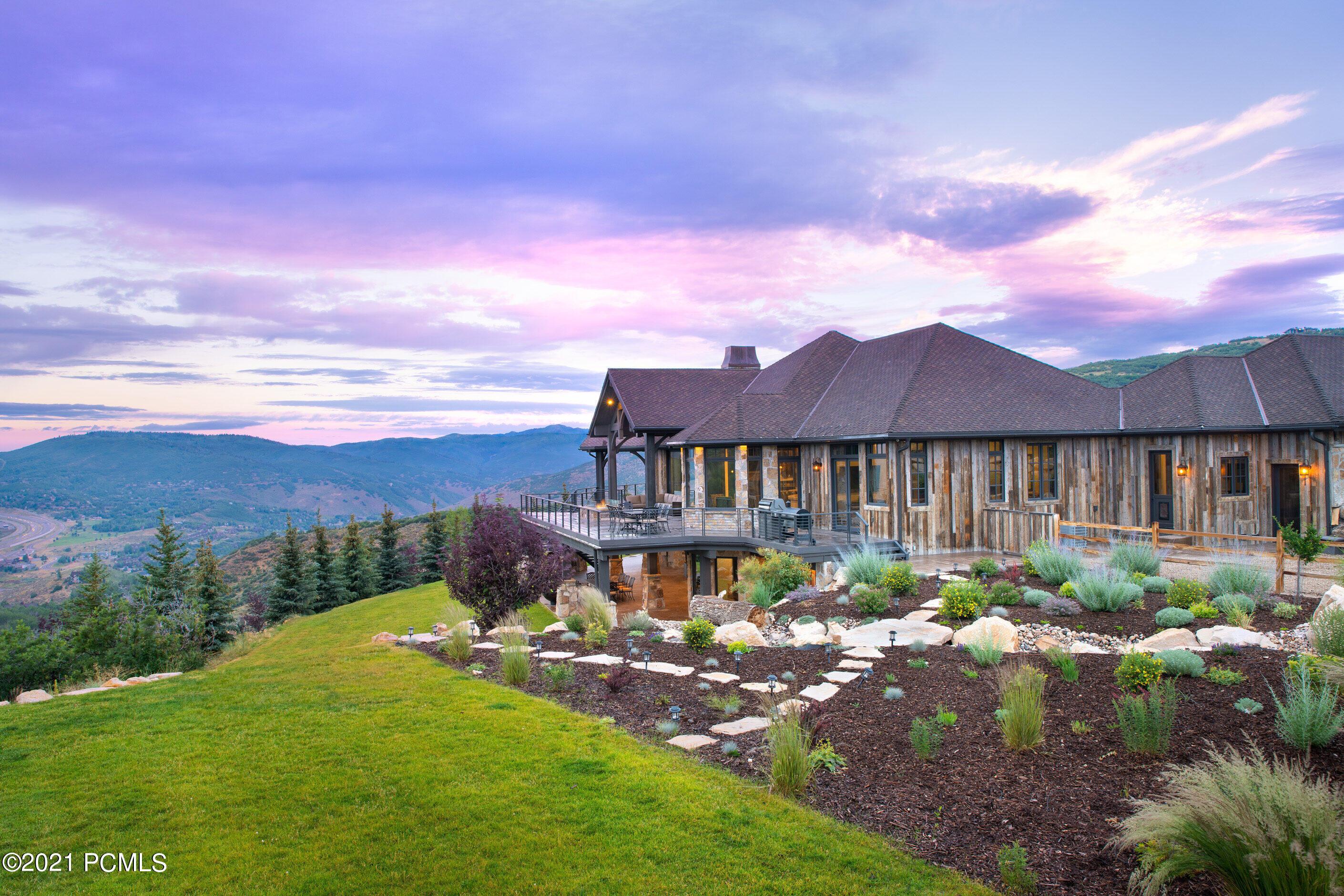 1876 Red Hawk Trail, Park City, Utah 84098, 5 Bedrooms Bedrooms, ,8 BathroomsBathrooms,Single Family,For Sale,Red Hawk,12103061