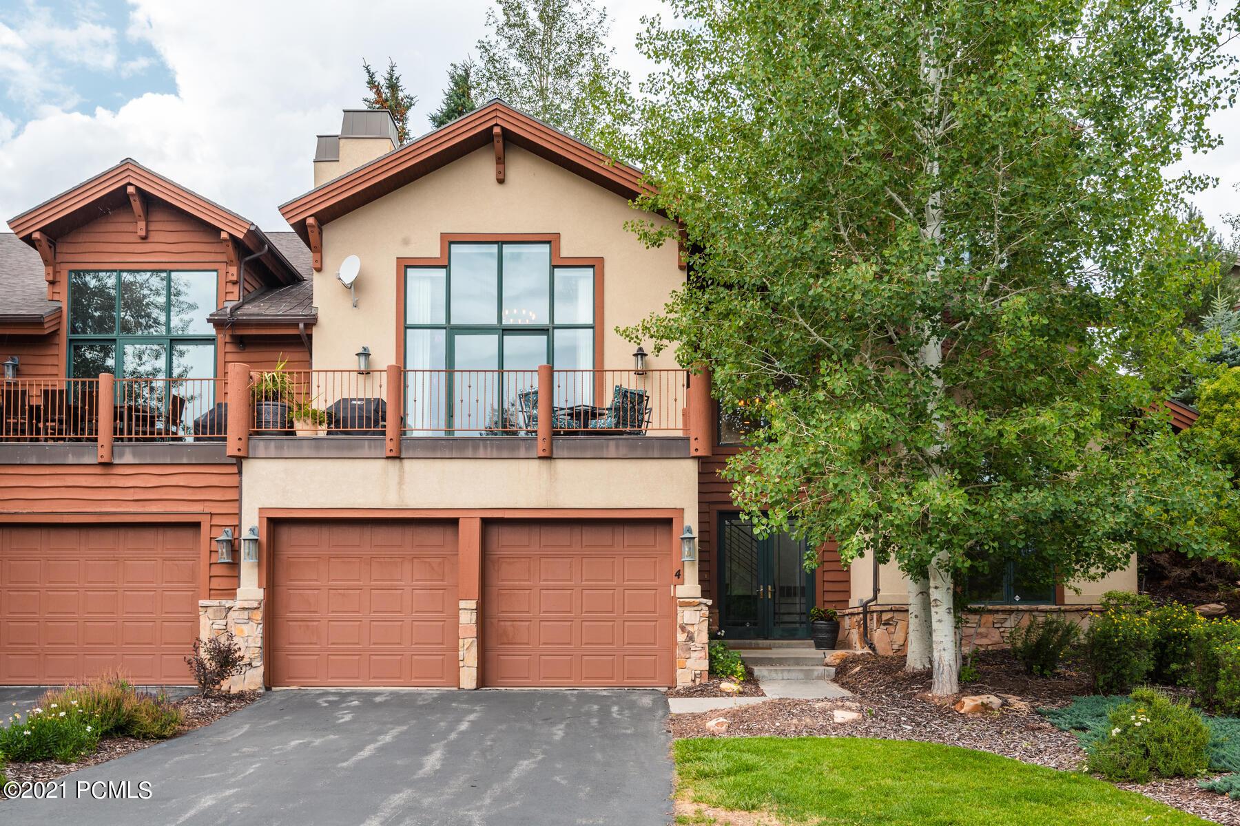 4 Gallivan Court, Park City, Utah 84060, 4 Bedrooms Bedrooms, ,5 BathroomsBathrooms,Condominium,For Sale,Gallivan,12103082